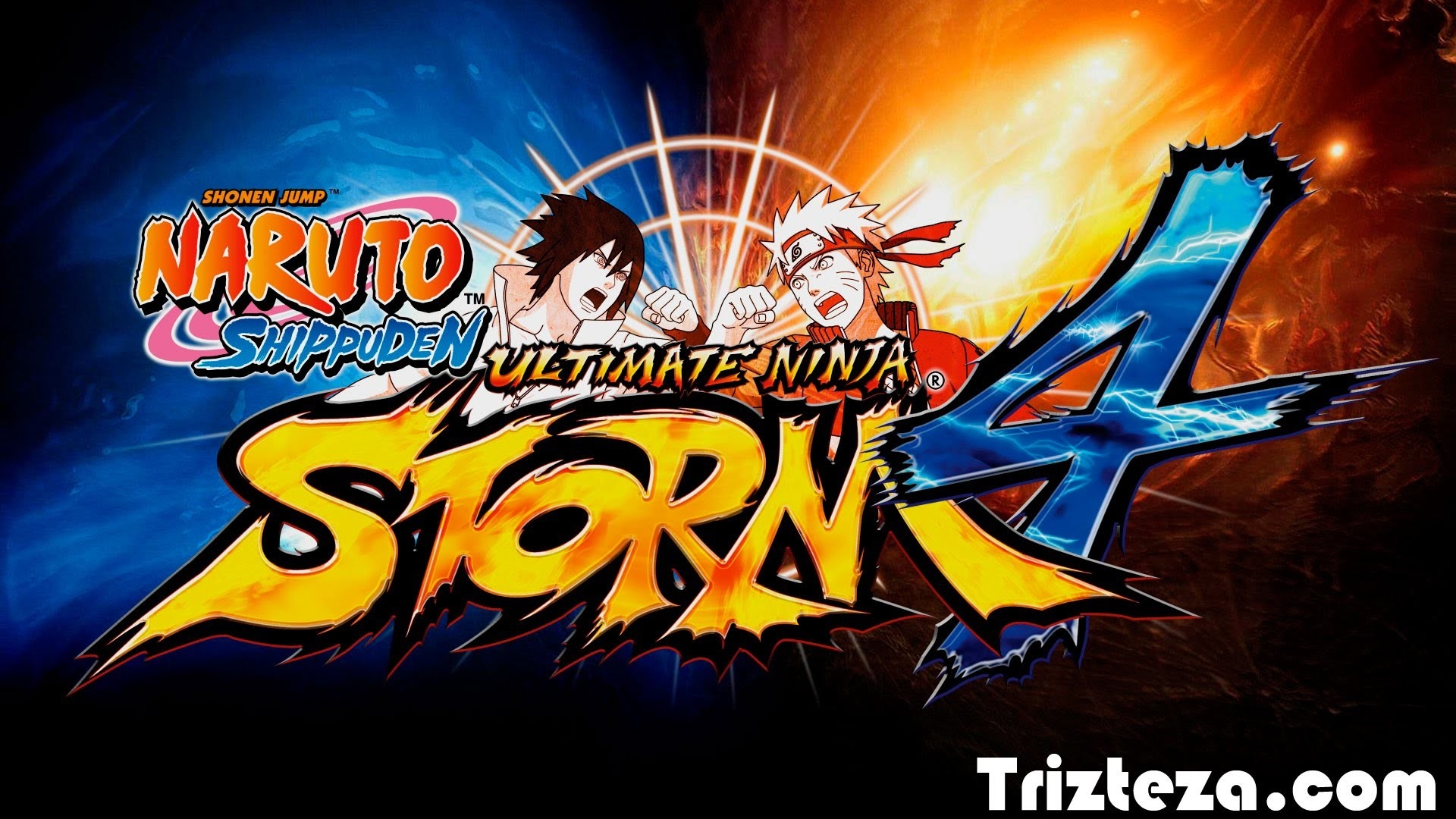 1920x1080 Naruto Vs Sasuke Luta Final - Naruto Ultimate Ninja Storm 4 PC