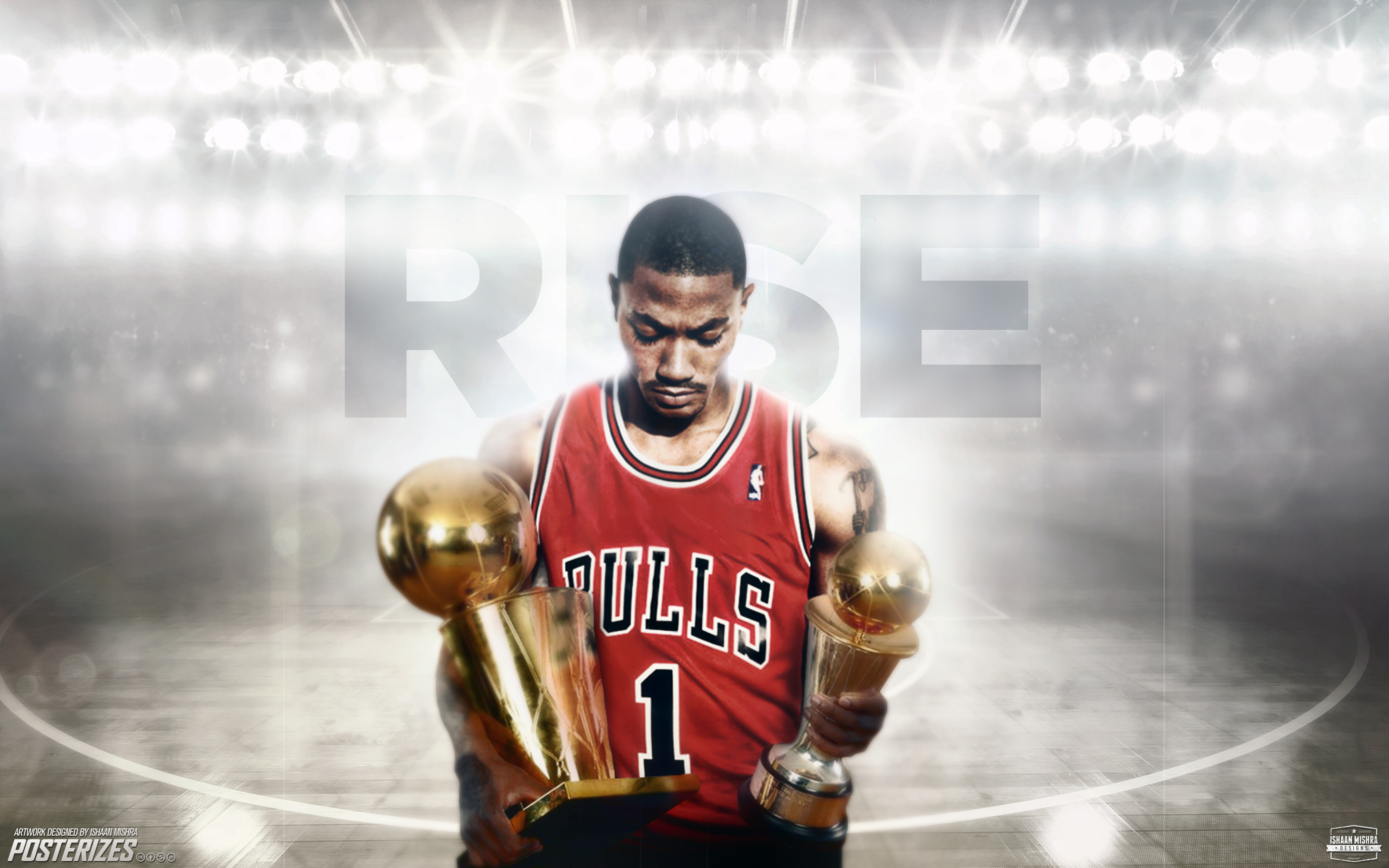 70a7a3dad65a 1920x1200 Derrick Rose 2011 MVP Award Widescreen Wallpaper · Download ·  2880x1800 ... Derrick Rose Wallpaper - Best HD Wallpaper .