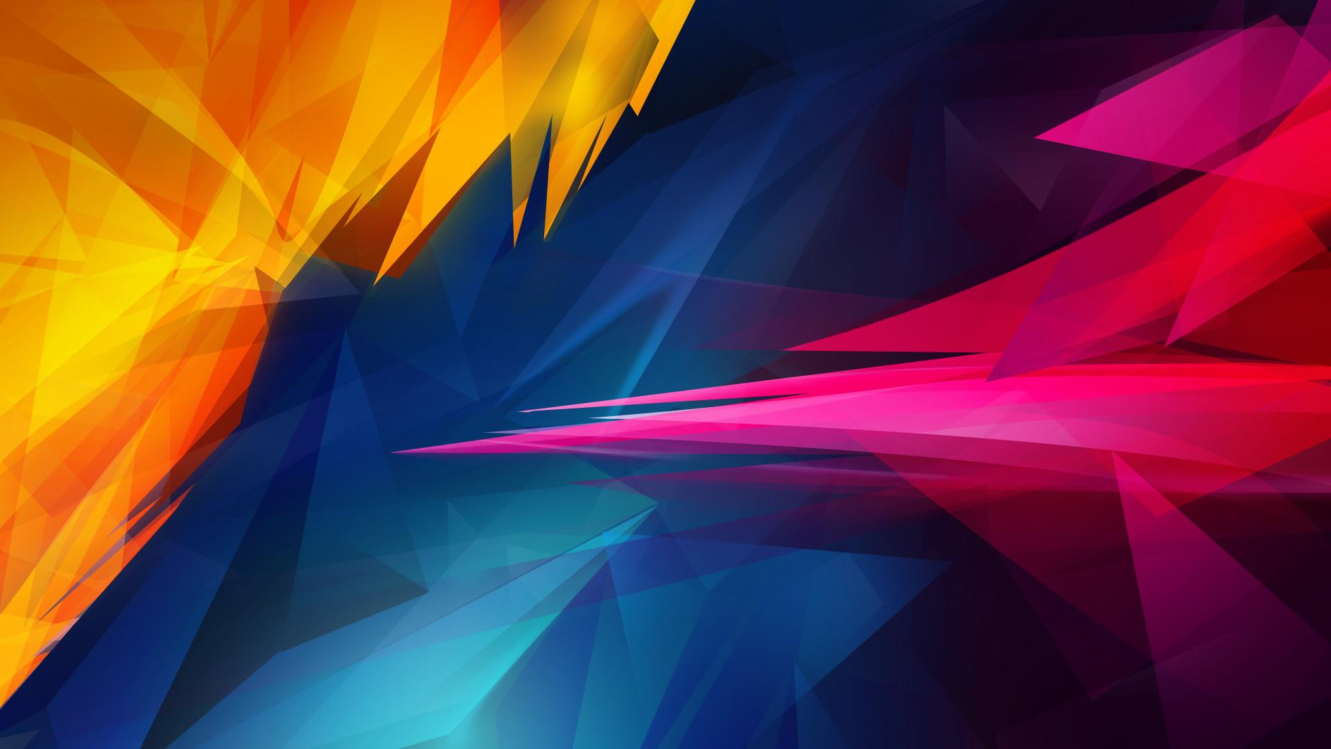 3D Abstract Desktop Wallpaper (65+ Images