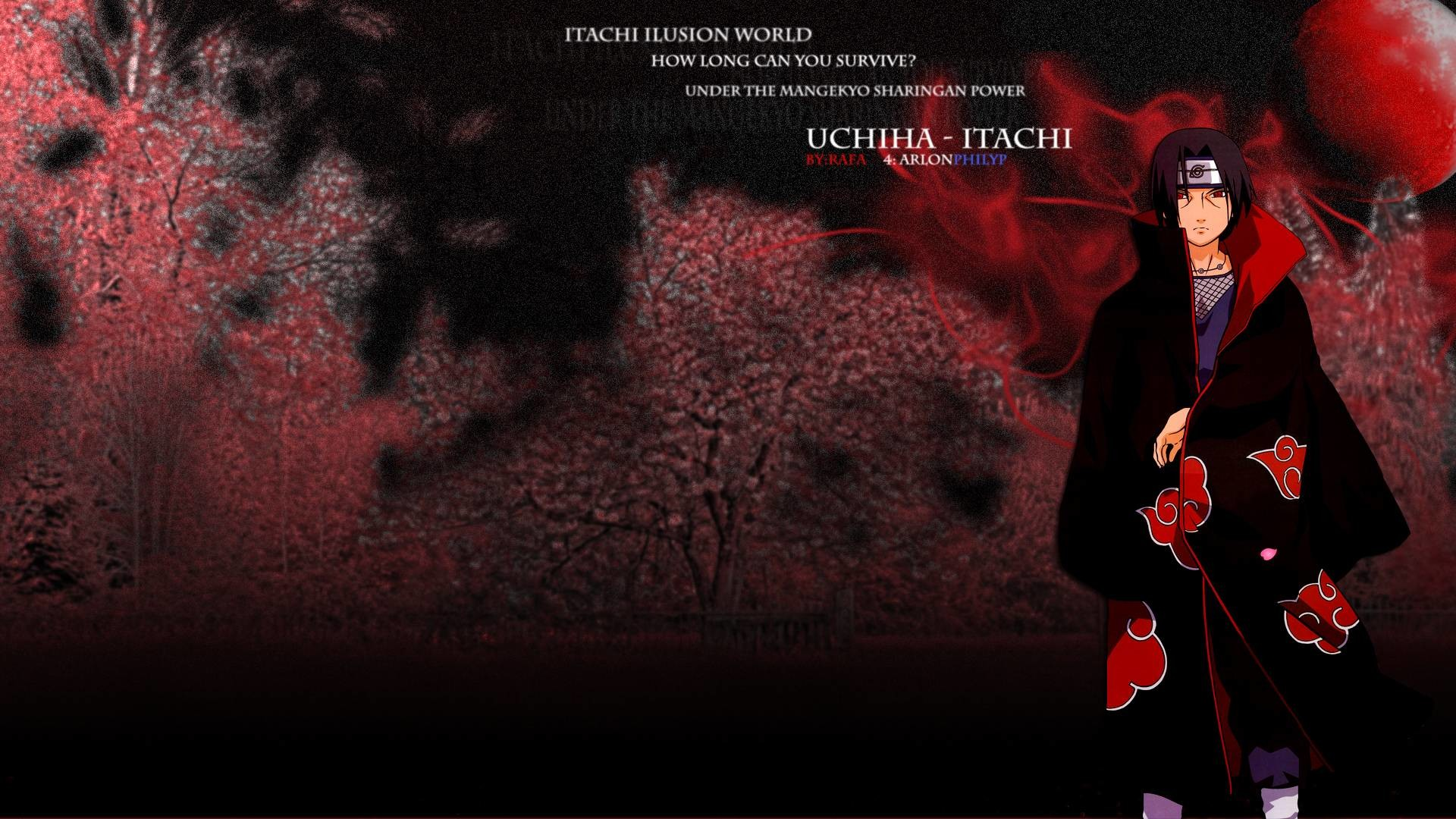 1920x1080 Wallpapers For Uchiha Itachi Wallpaper