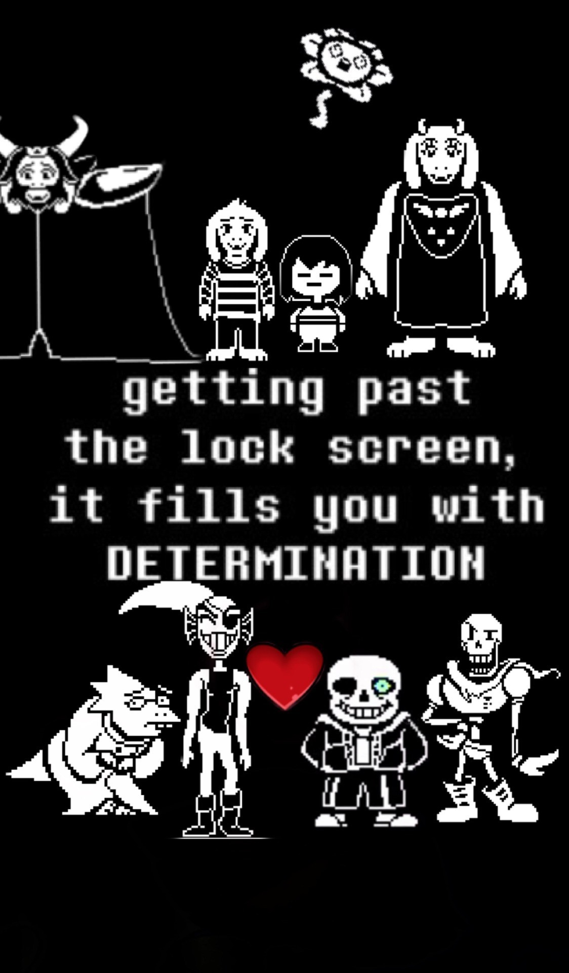 1124x1920 1800x2600 undertale wallpaper deviantart
