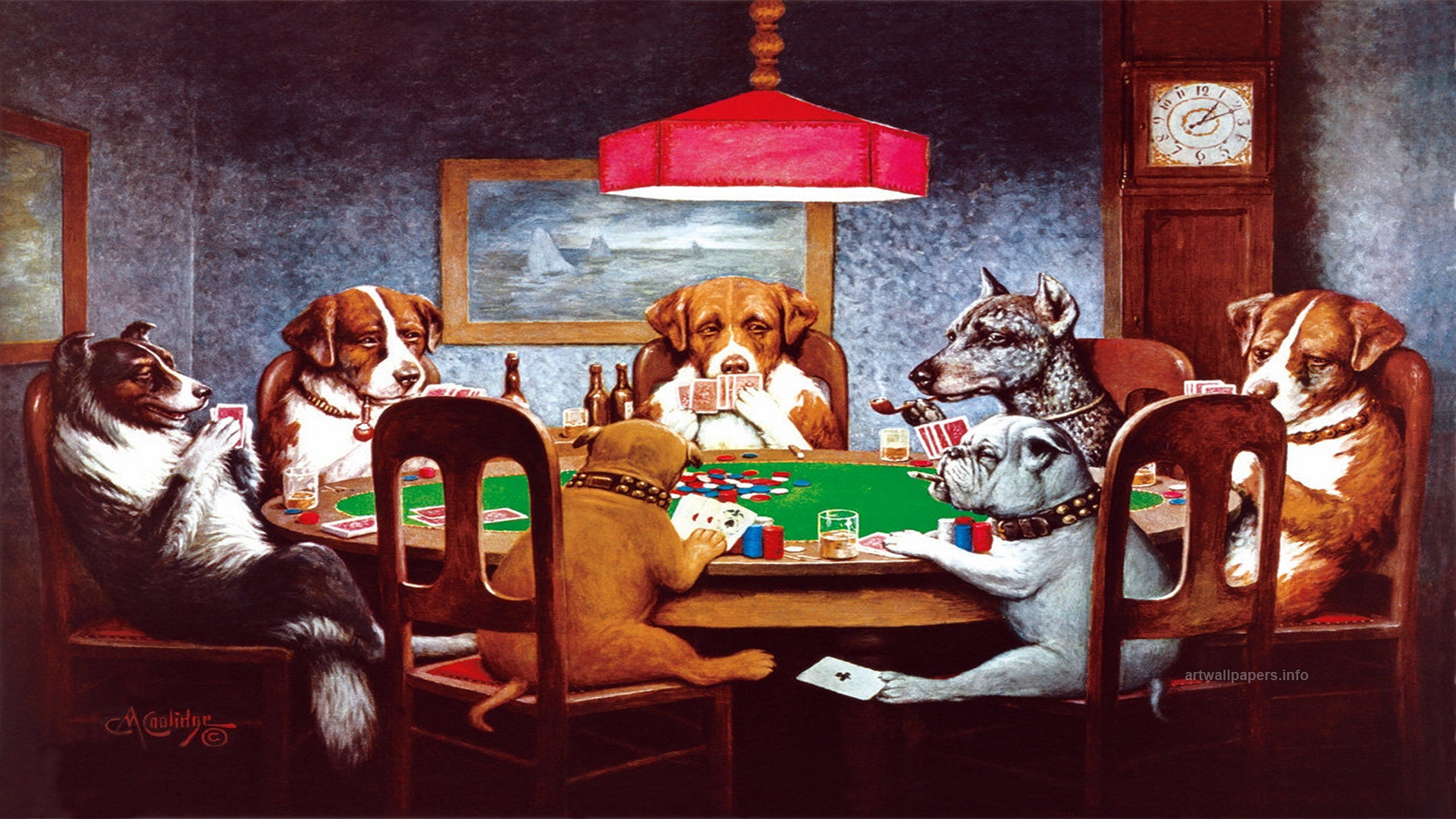 sleeping dogs how to play poker