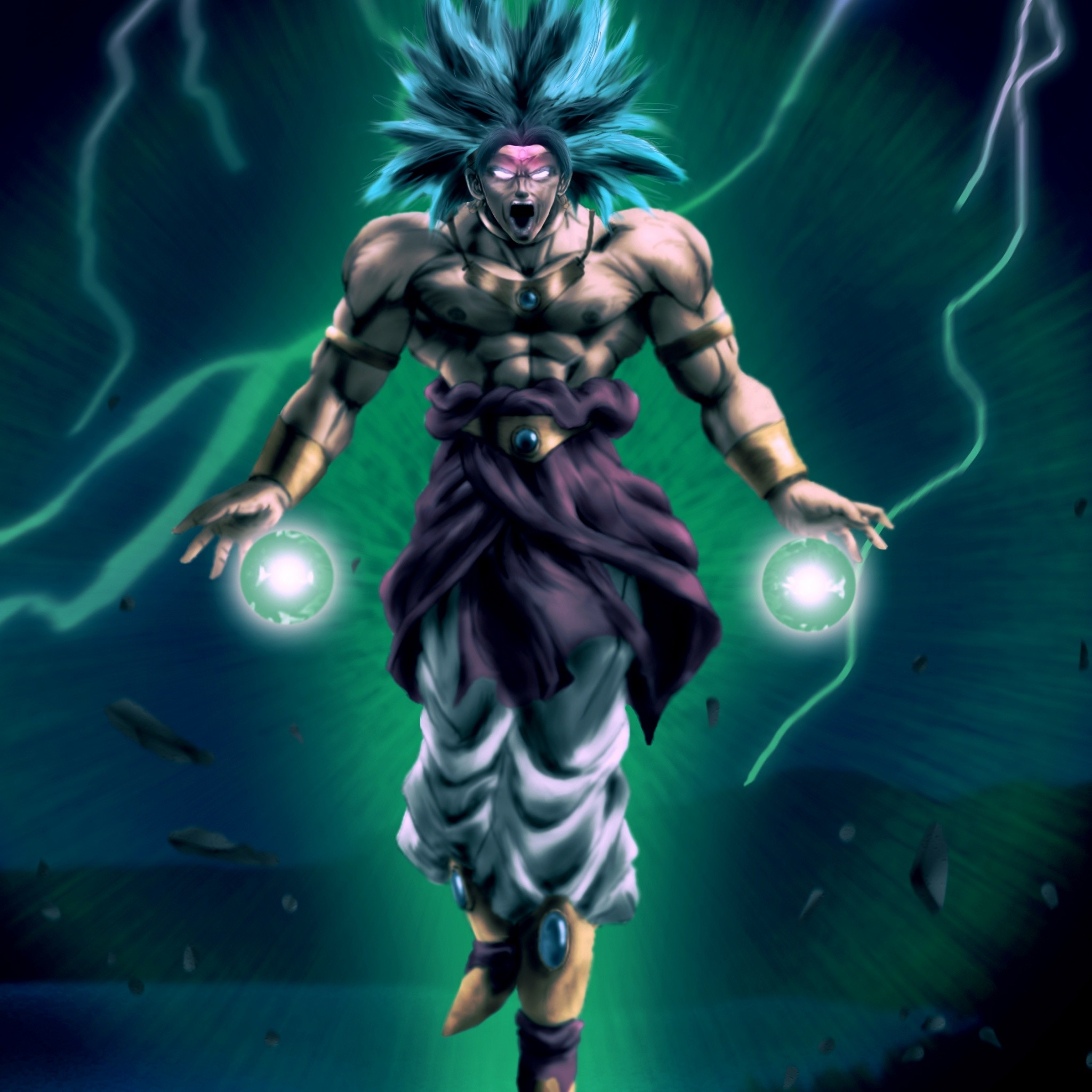 1920x1080 Anime Dragon Ball Z Goku Vegeta Broly Gotenks