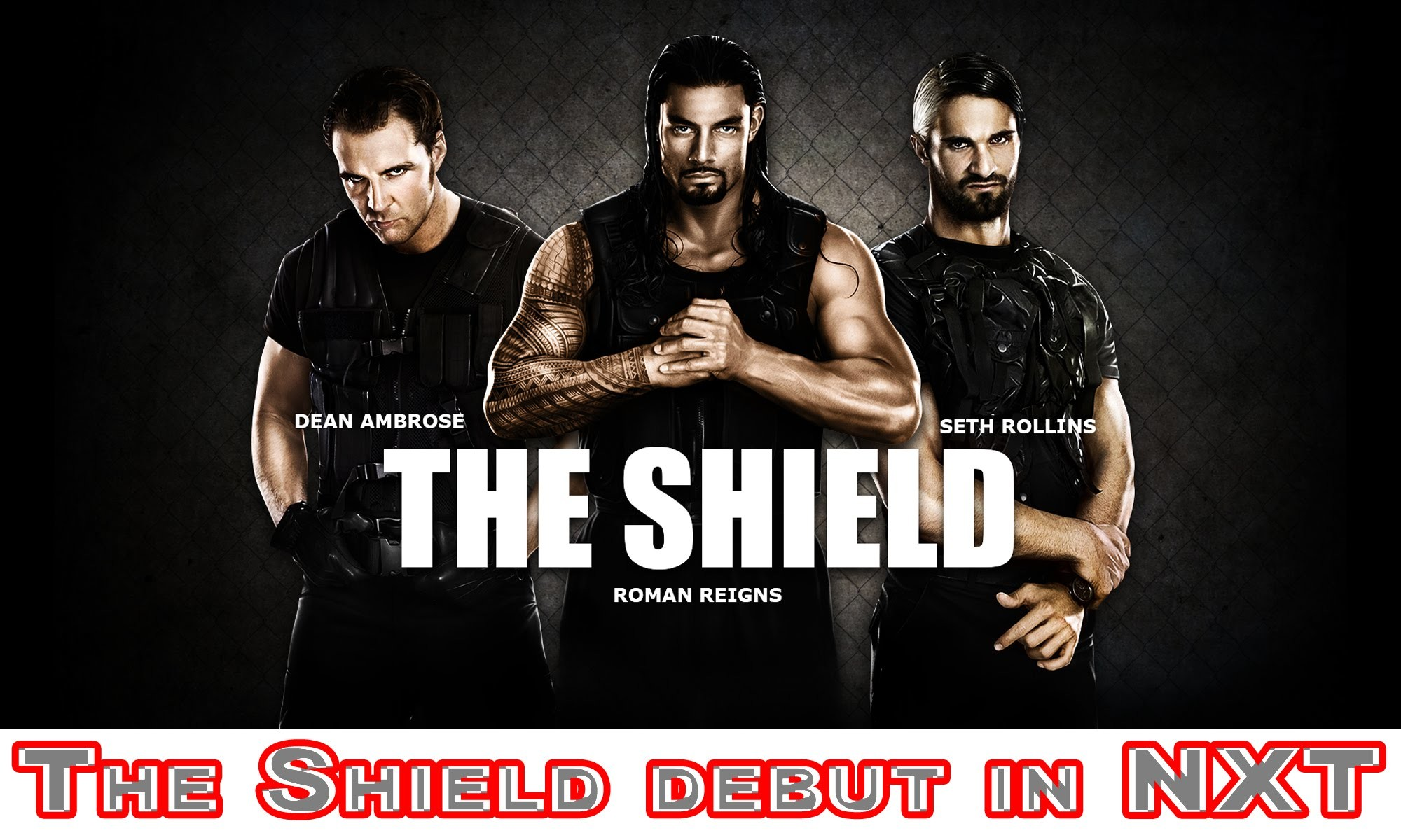 wwe the shield wallpapers 84 images. Black Bedroom Furniture Sets. Home Design Ideas