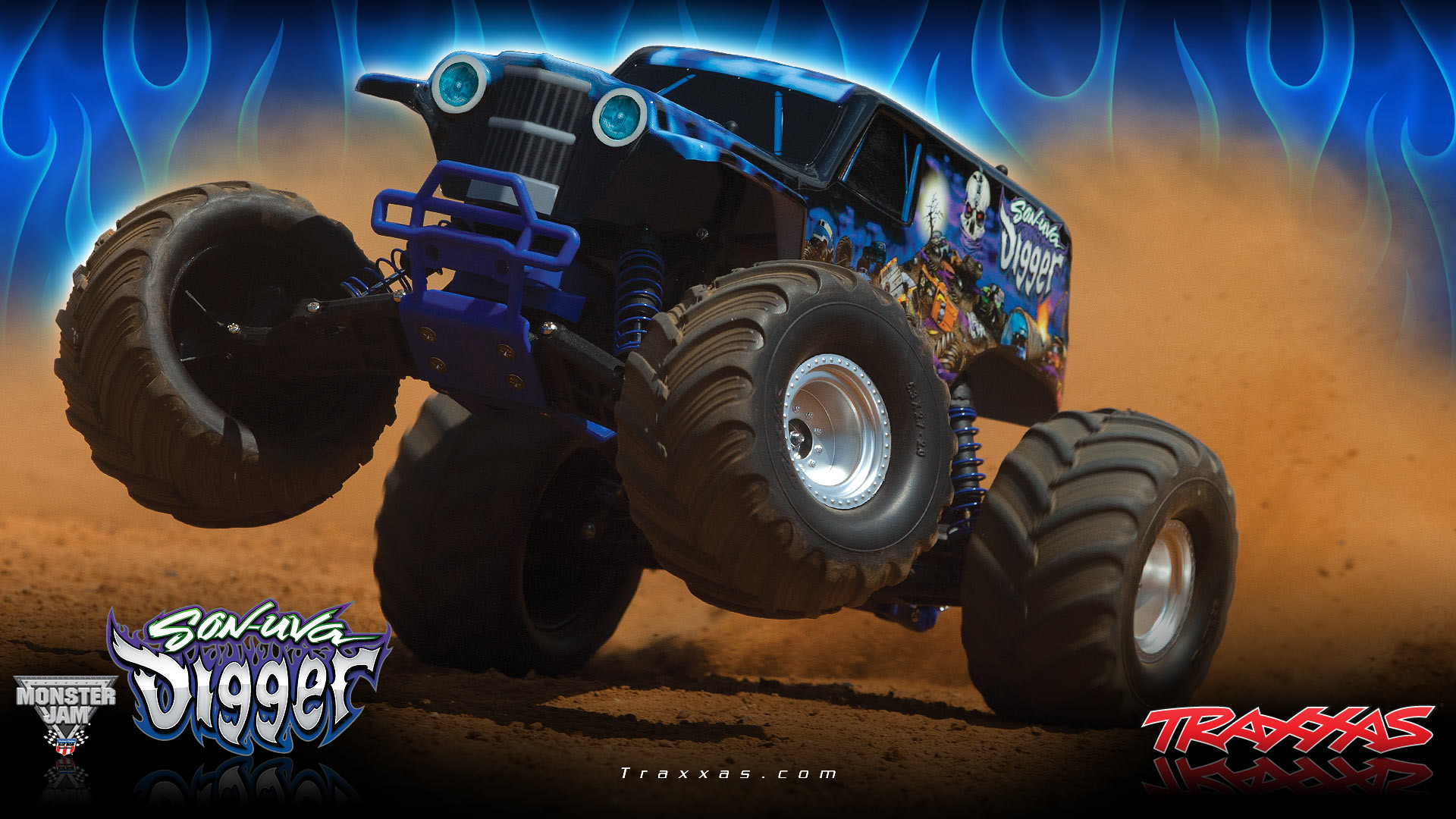 1920x1080 Traxxas Captains Curse Monster Jam | Hobbytown USA Texas - Traxxas RC |  Pinterest | Monster jam, Radio control and Traxxas rc cars