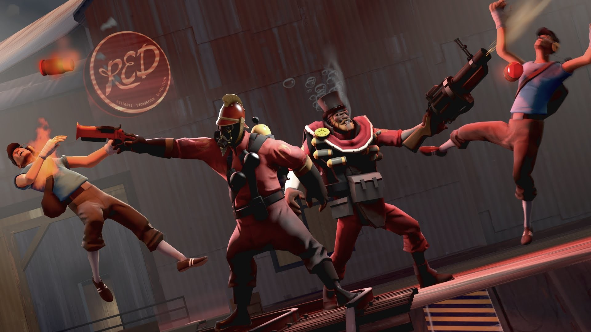Tf2 Hd Wallpapers 75 Images