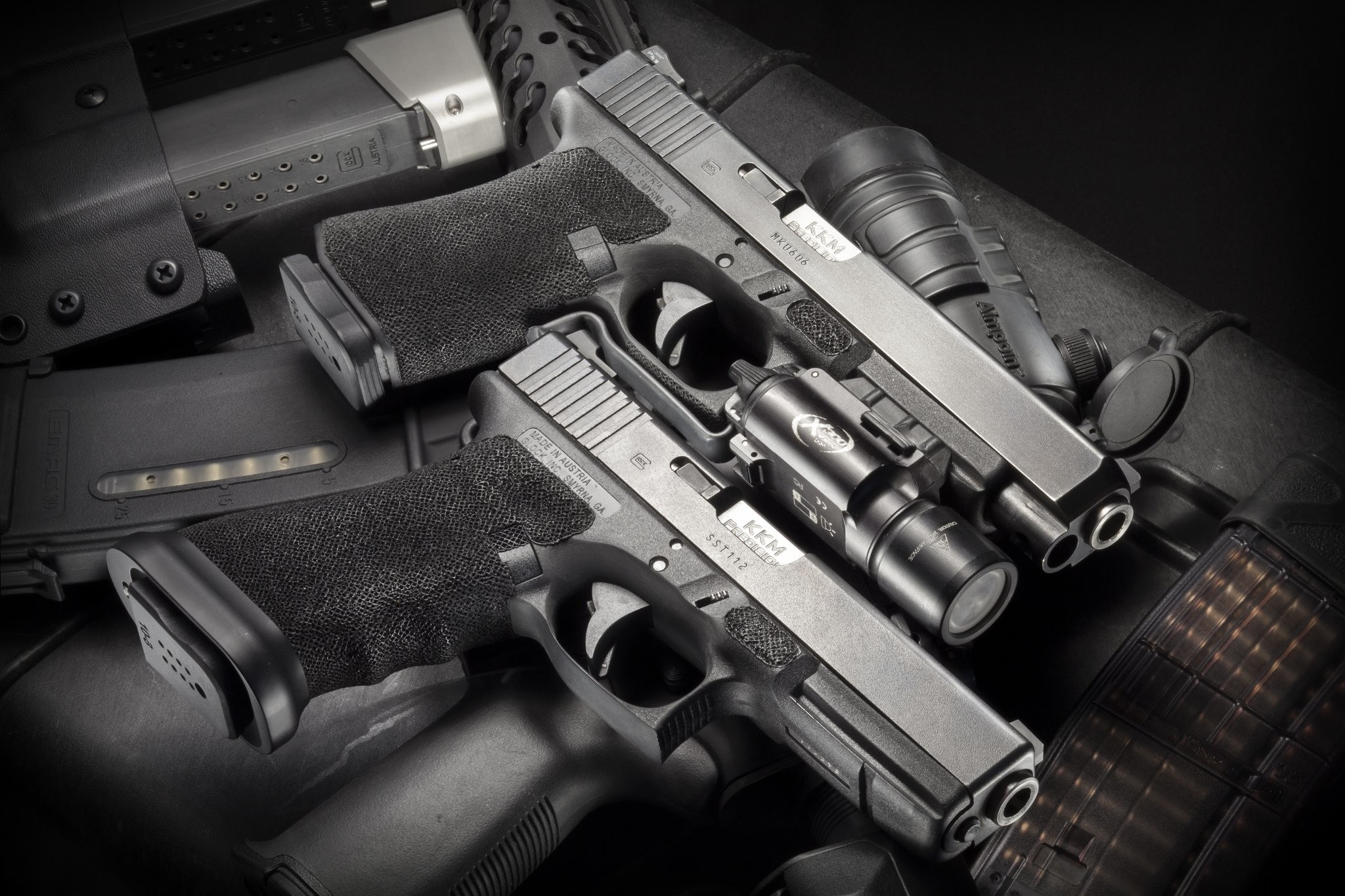 Gun Wallpaper 2018 (64+ Images