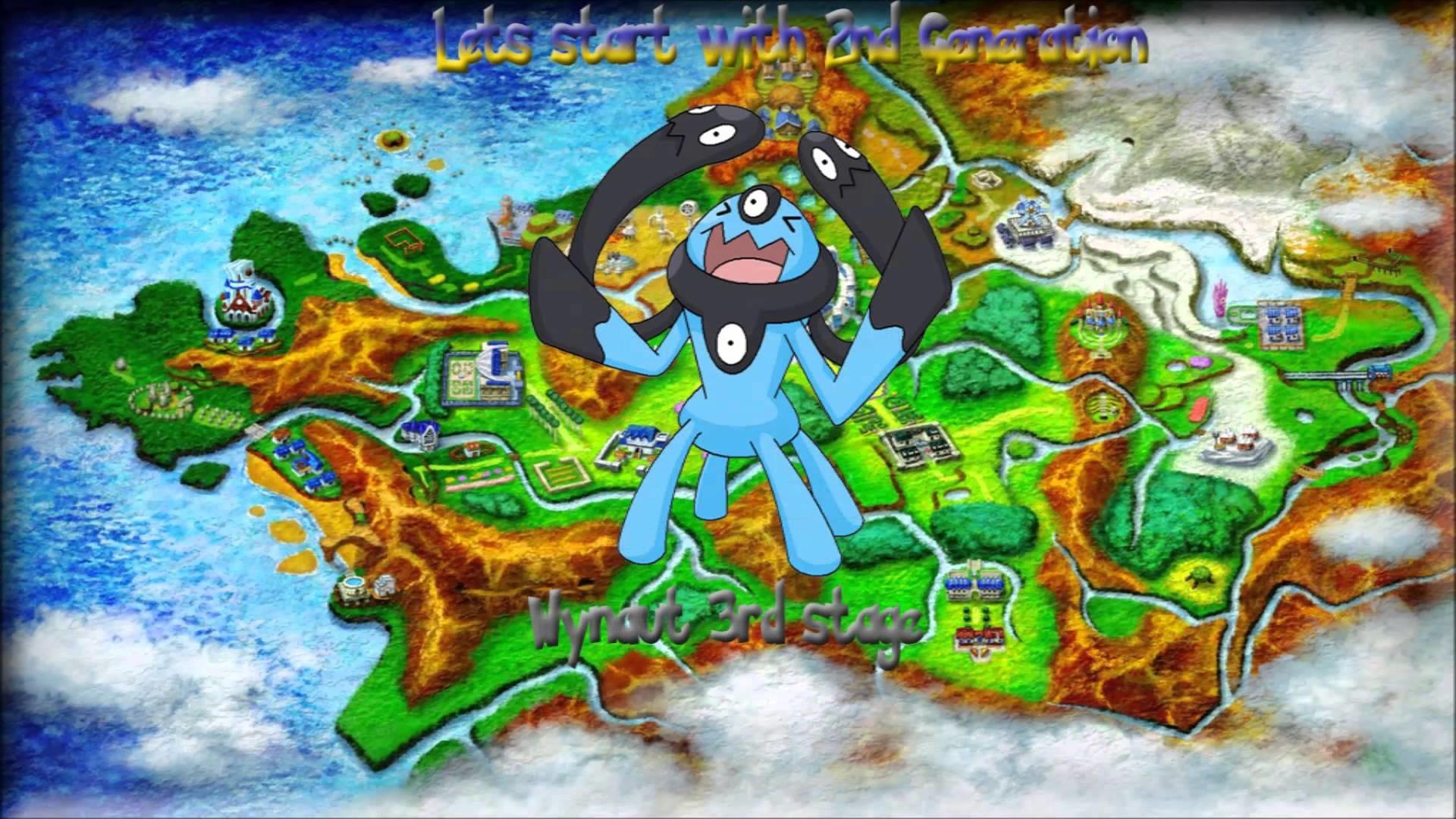 Pokemon Mega Evolutions Wallpaper (75+ Images