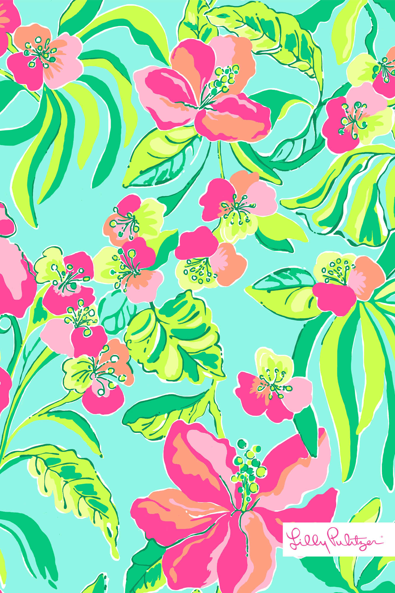 High Resolution Lilly Pulitzer Wallpaper 60 Images