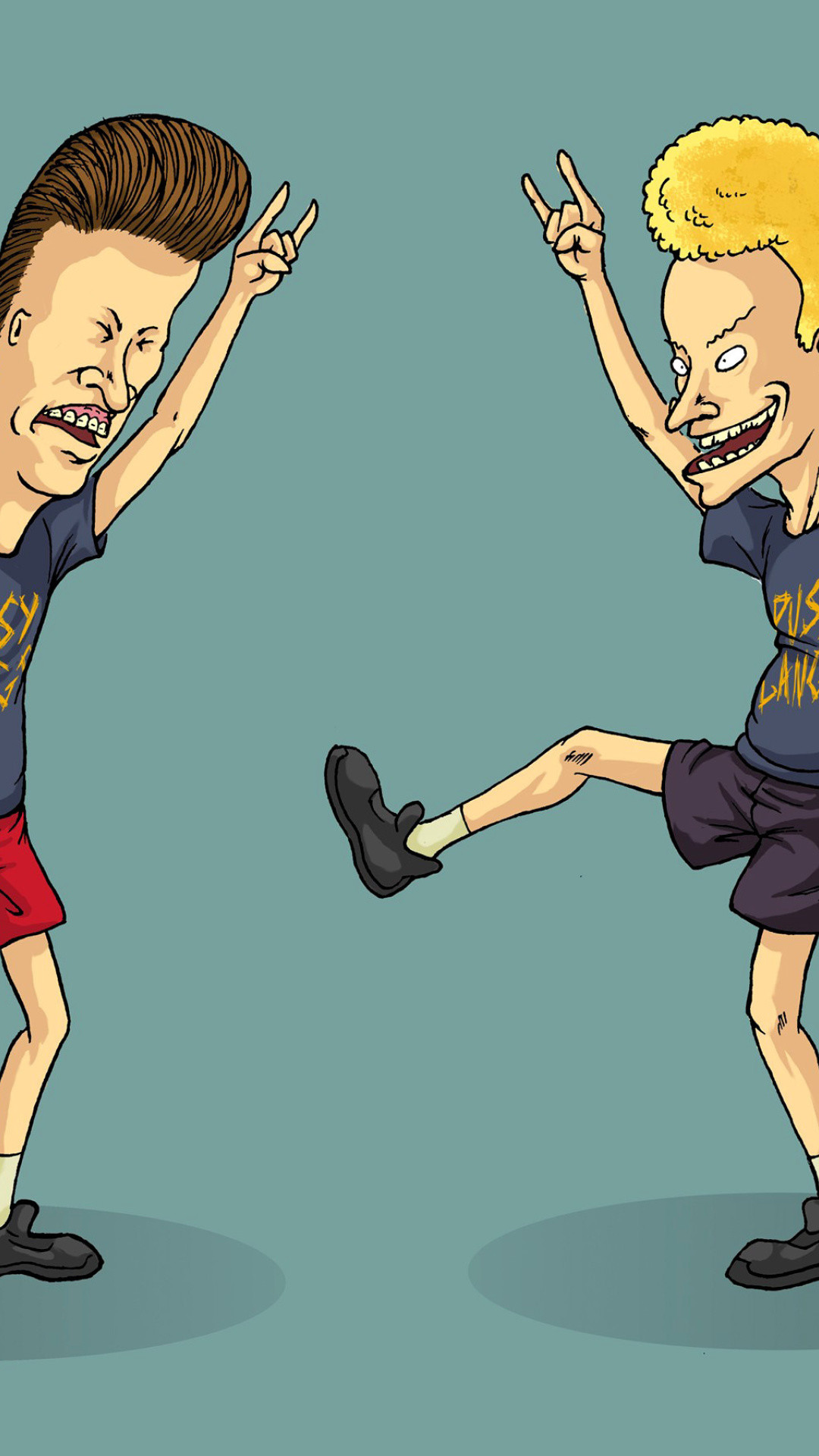 1080x1920 Beavis and butt head iphone 6 mobile hd photos