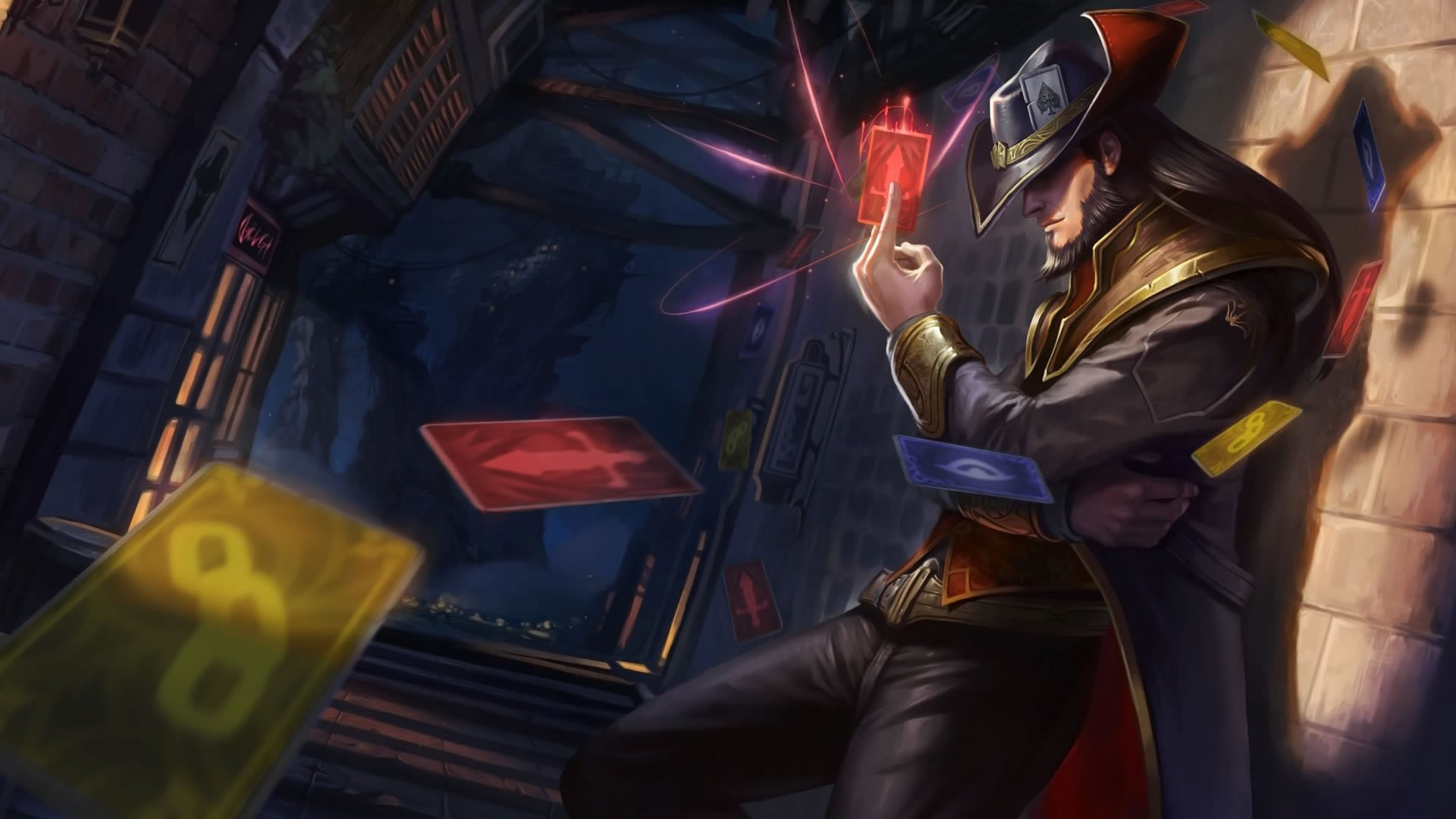 1920x1080 Twisted Fate