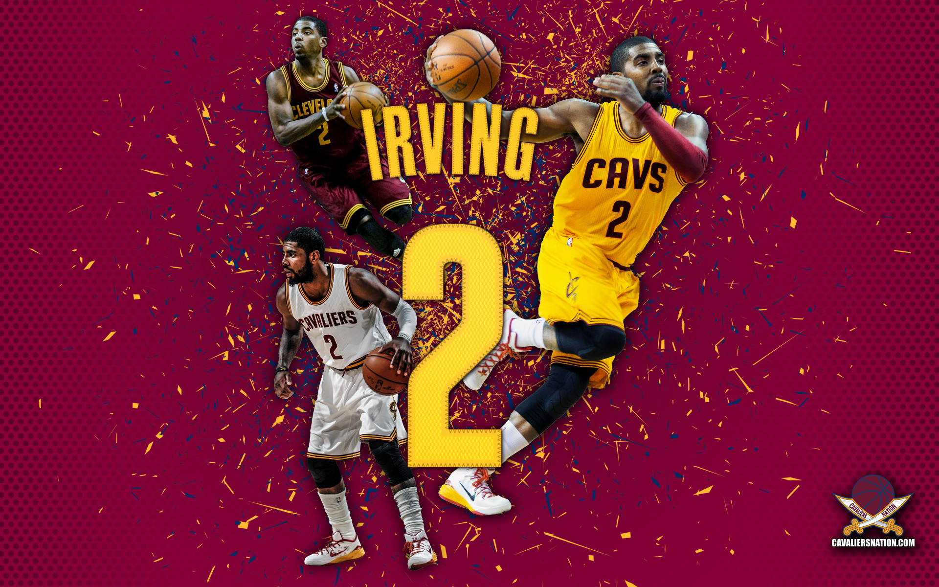 1920x1200 Kyrie Irving Wallpaper