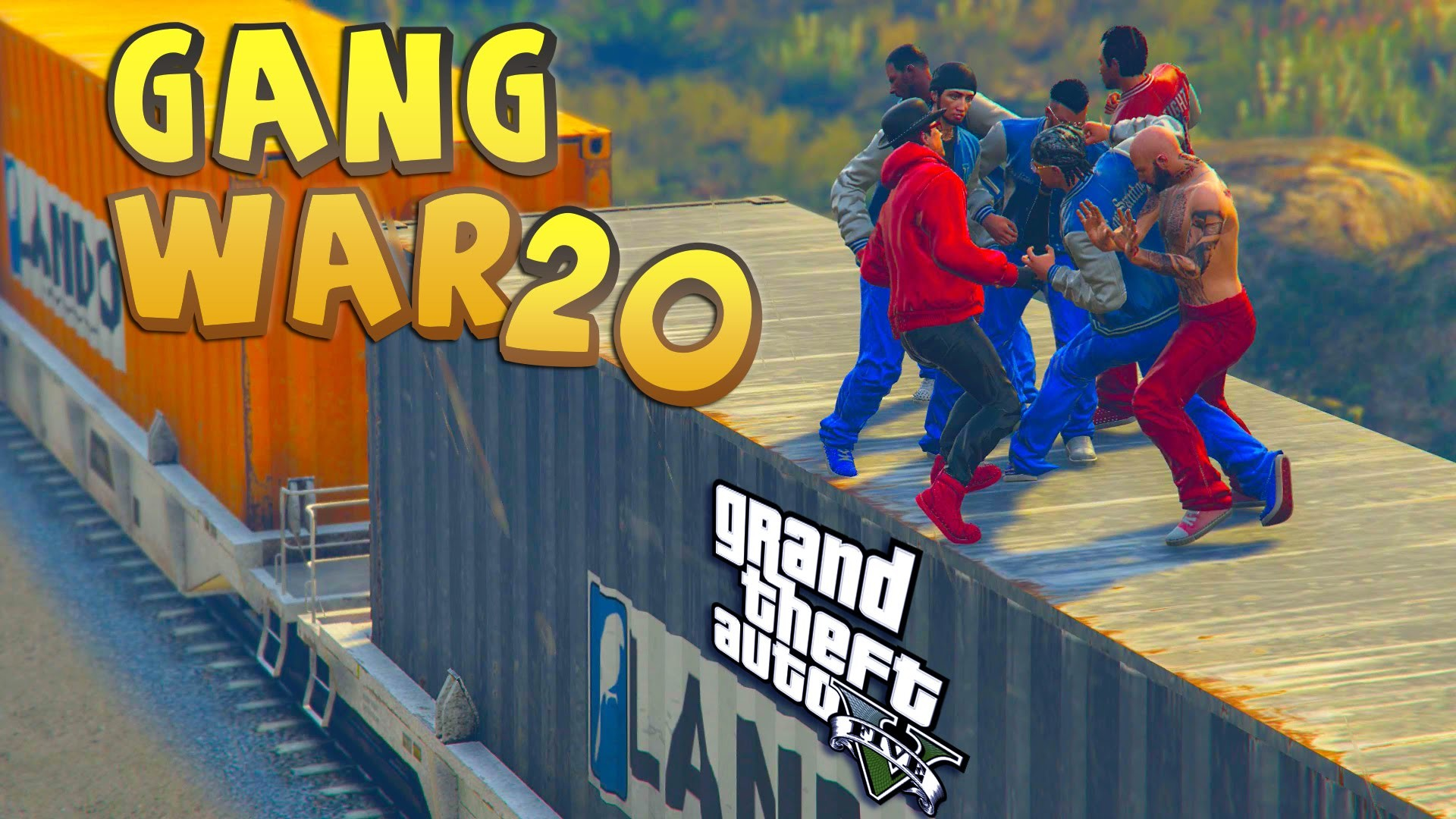1920x1080 GTA 5 THUG LIFE #20 - GANG WAR BLOOD VS CRIPS SEASON FINALE | S2 - YouTube