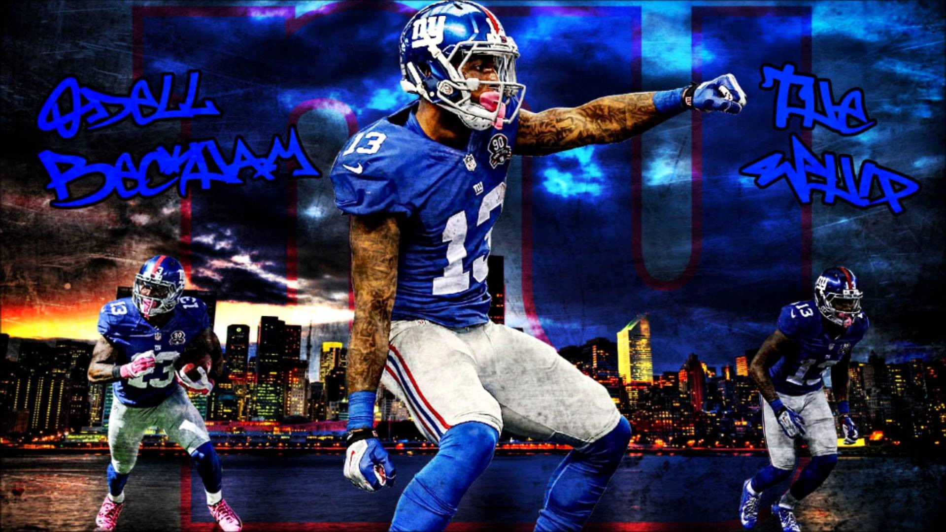 Awesome Wallpapers Dabbing Nfl Player: Odell Beckham Jr Football Wallpapers (62+ Images