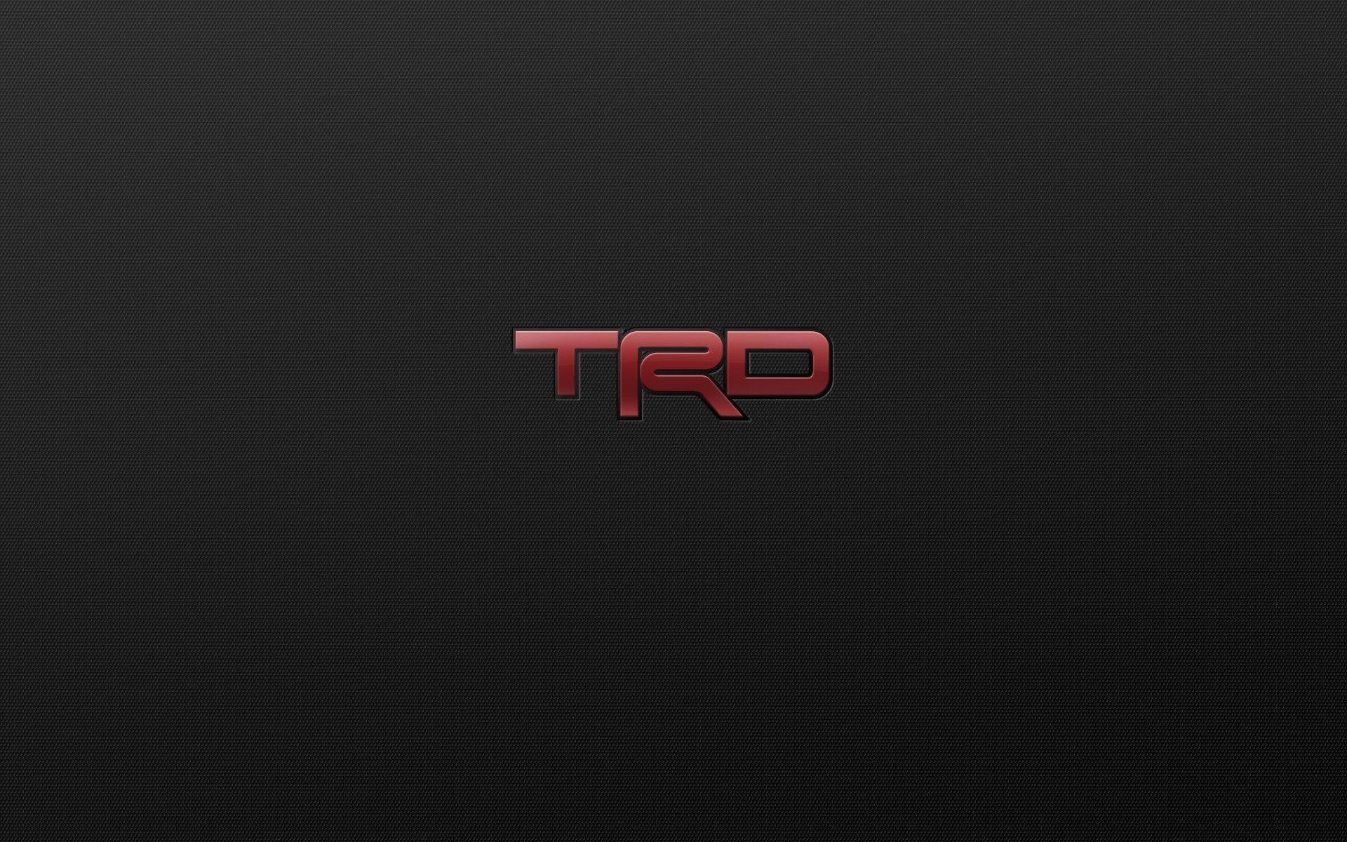 Trd Pro Tundra >> Trd Logo Wallpaper (59+ images)
