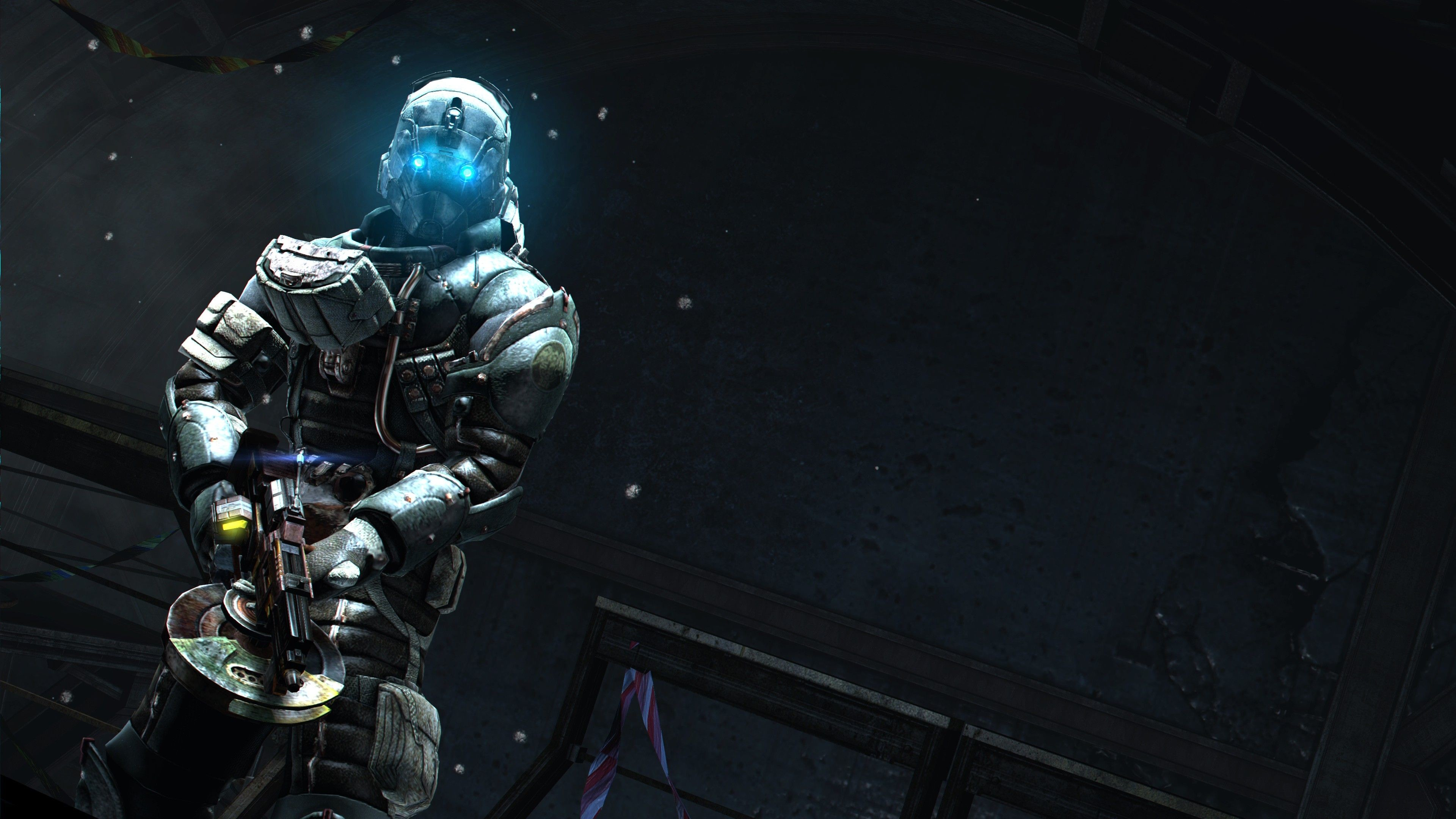 3840x2160 Images Of Dead Space 3
