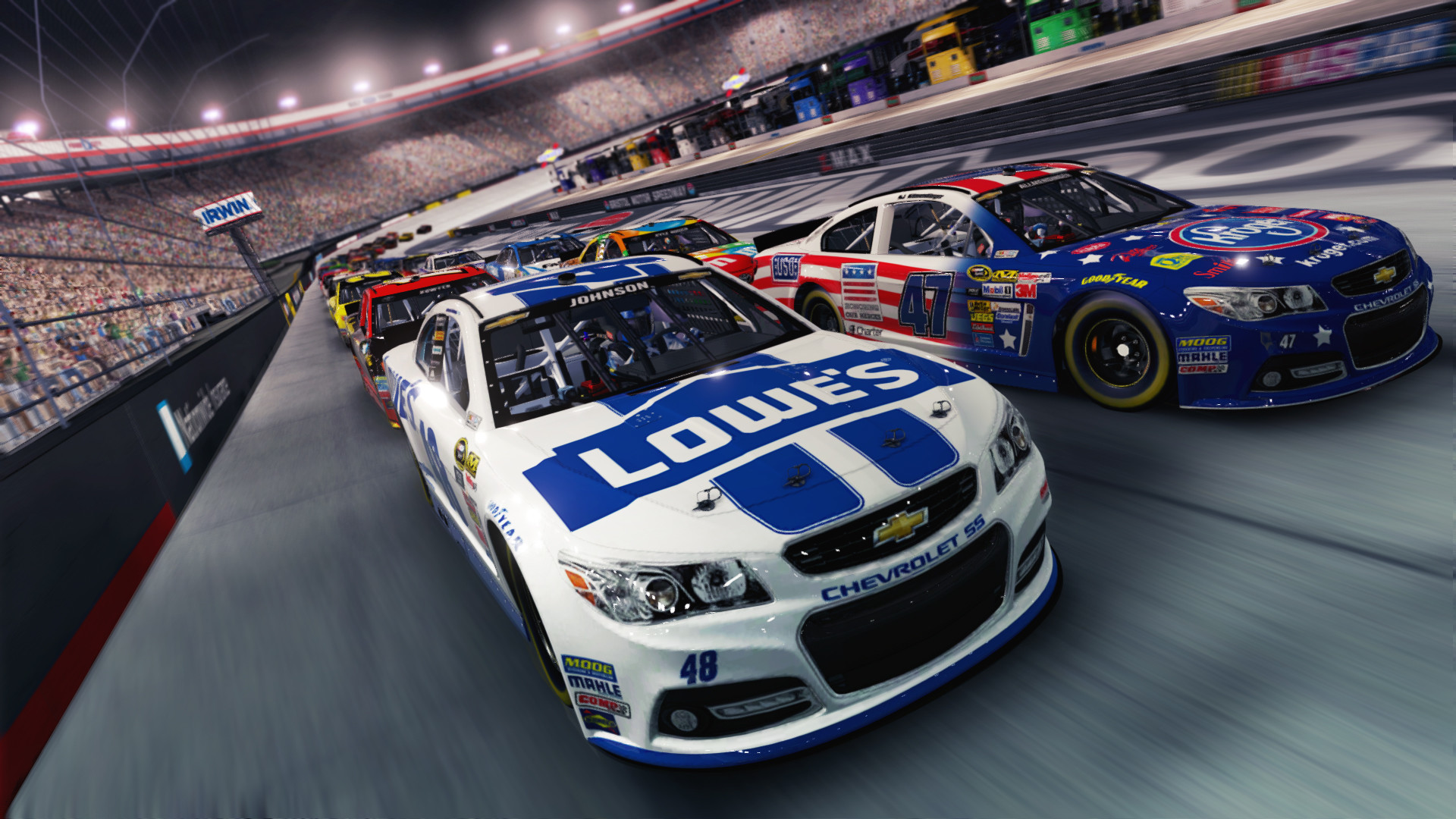 Jimmie johnson wallpapers 64 images - Nascar wallpaper ...