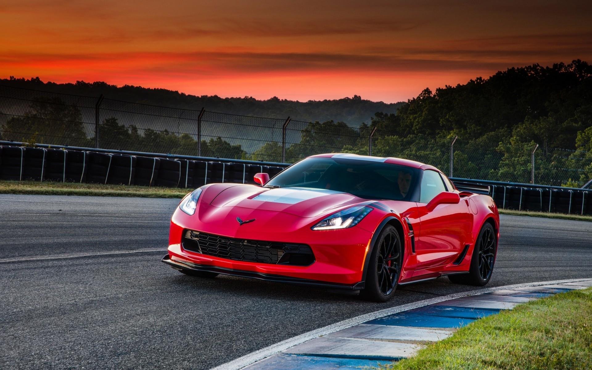 Corvette stingray 2018 wallpaper hd 74 images - Corvette wallpaper ...