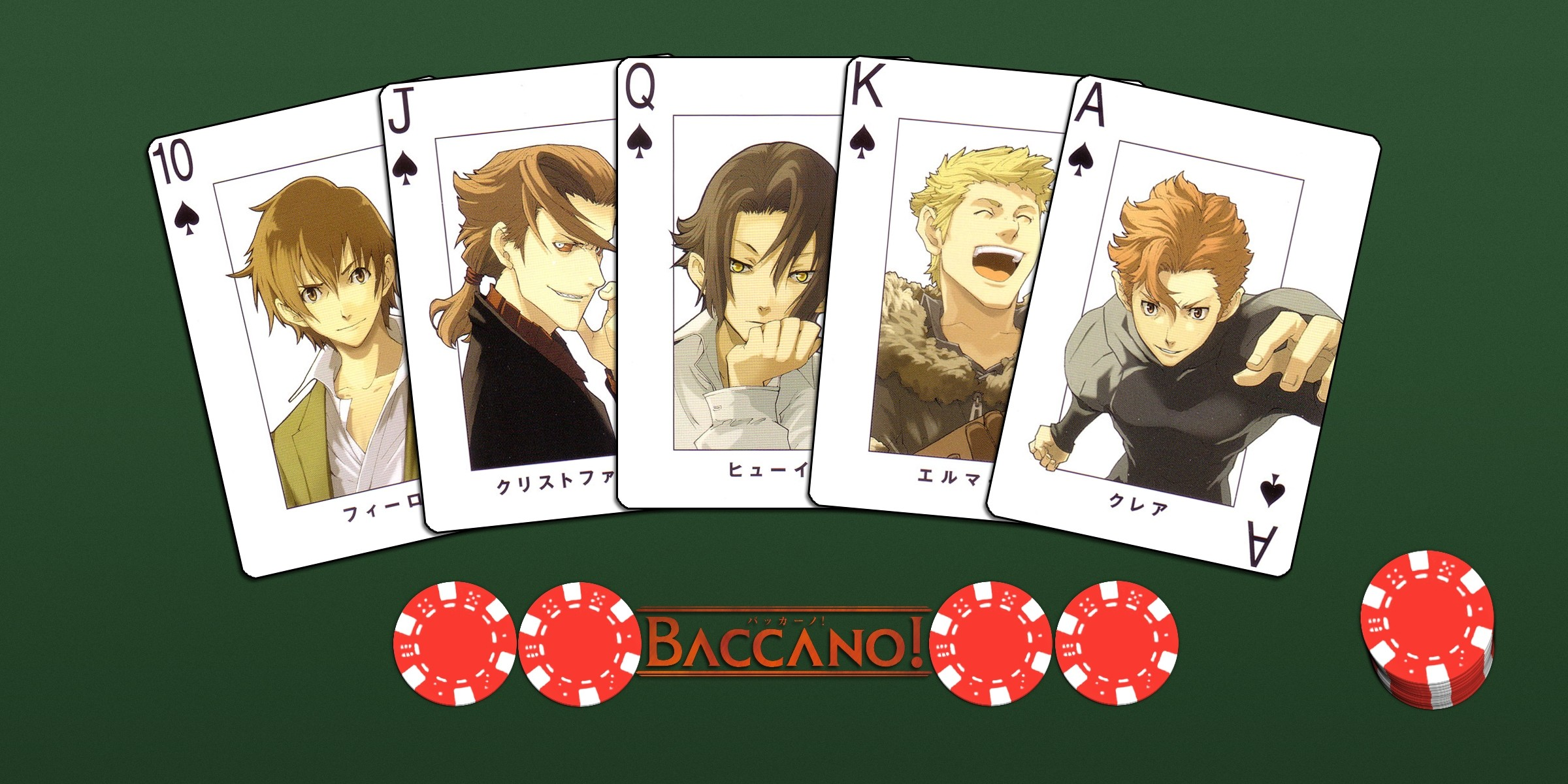 2400x1200 baccano high definition wallpapers