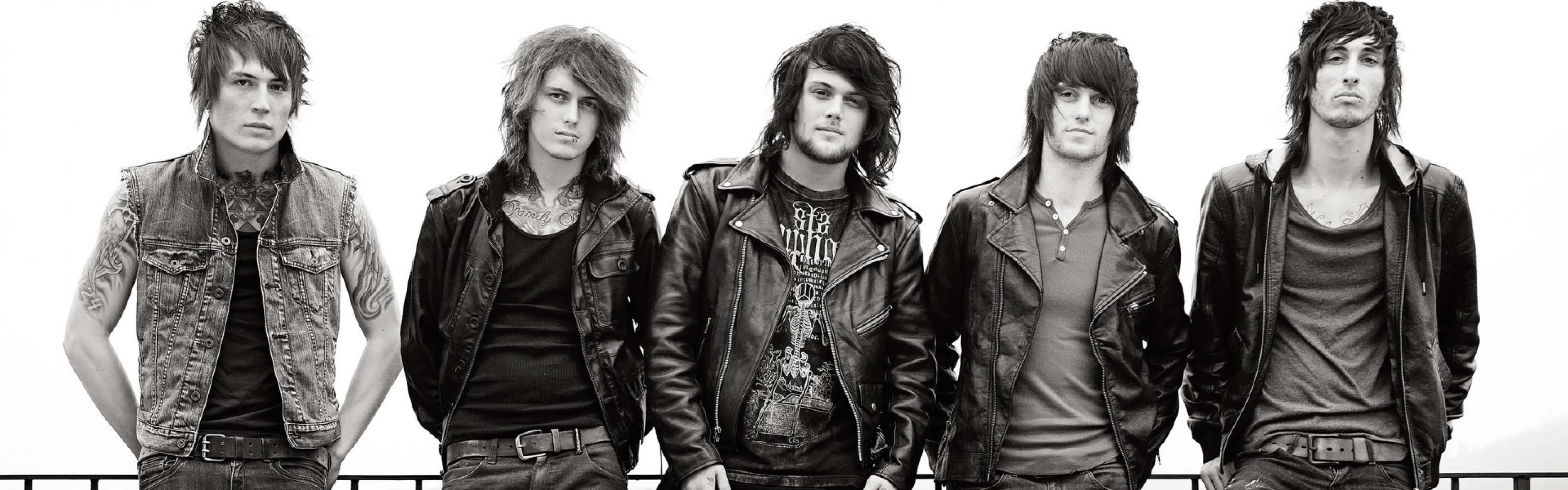 3840x1200 36149946 Asking Alexandria Wallpapers