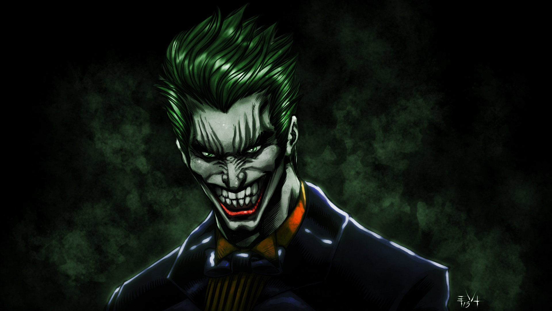 Batman vs Joker Wallpaper (73+ images)