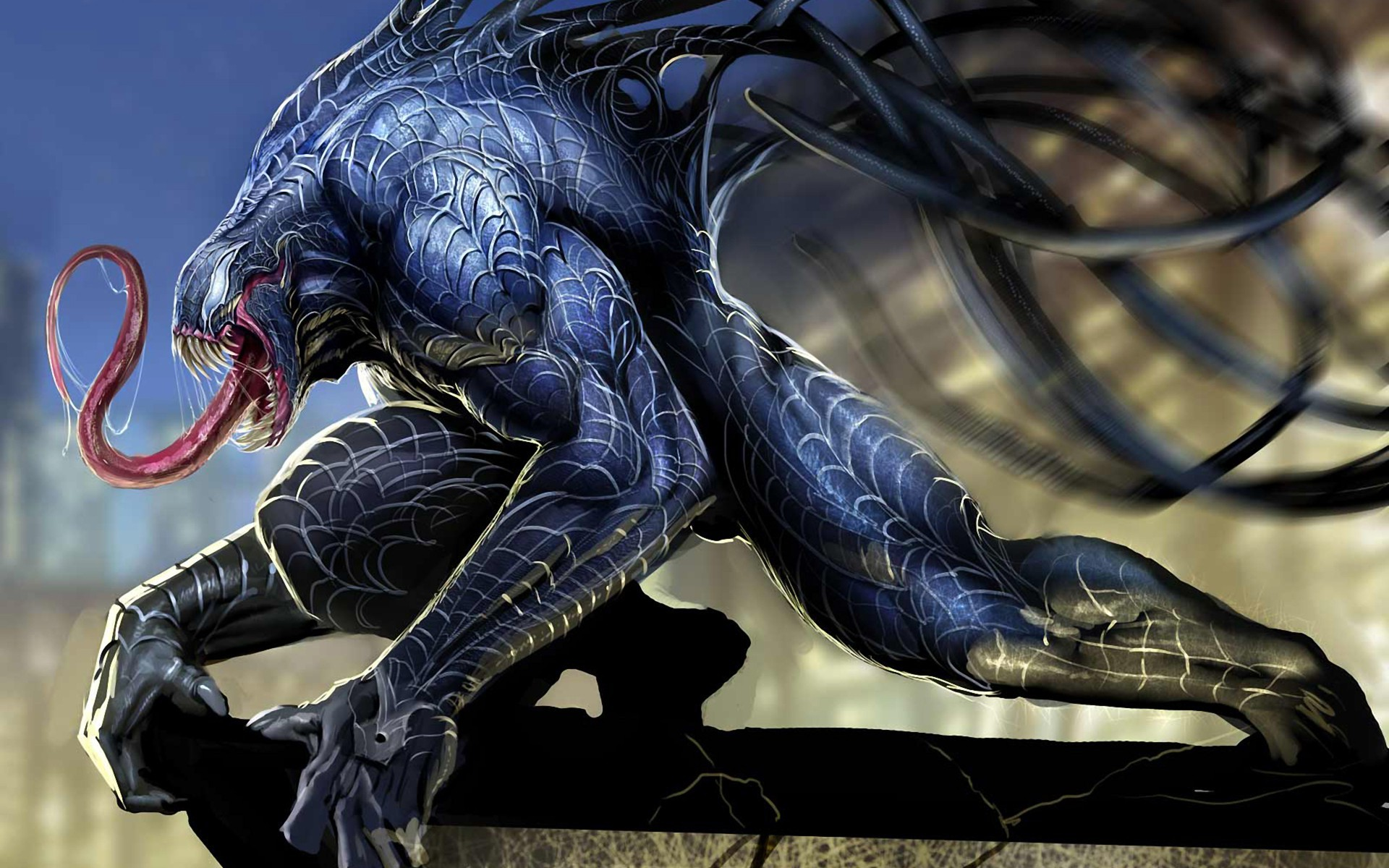 1920x1200 Venom, Comics, Marvel Comics Wallpapers HD / Desktop and Mobile Backgrounds