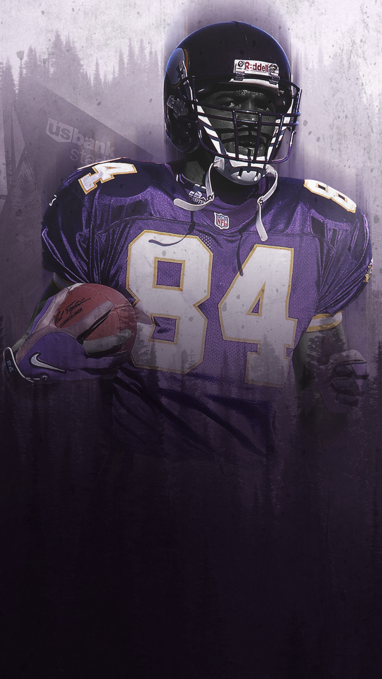 1242x2208 Randy Moss Phone Wallpaper ...