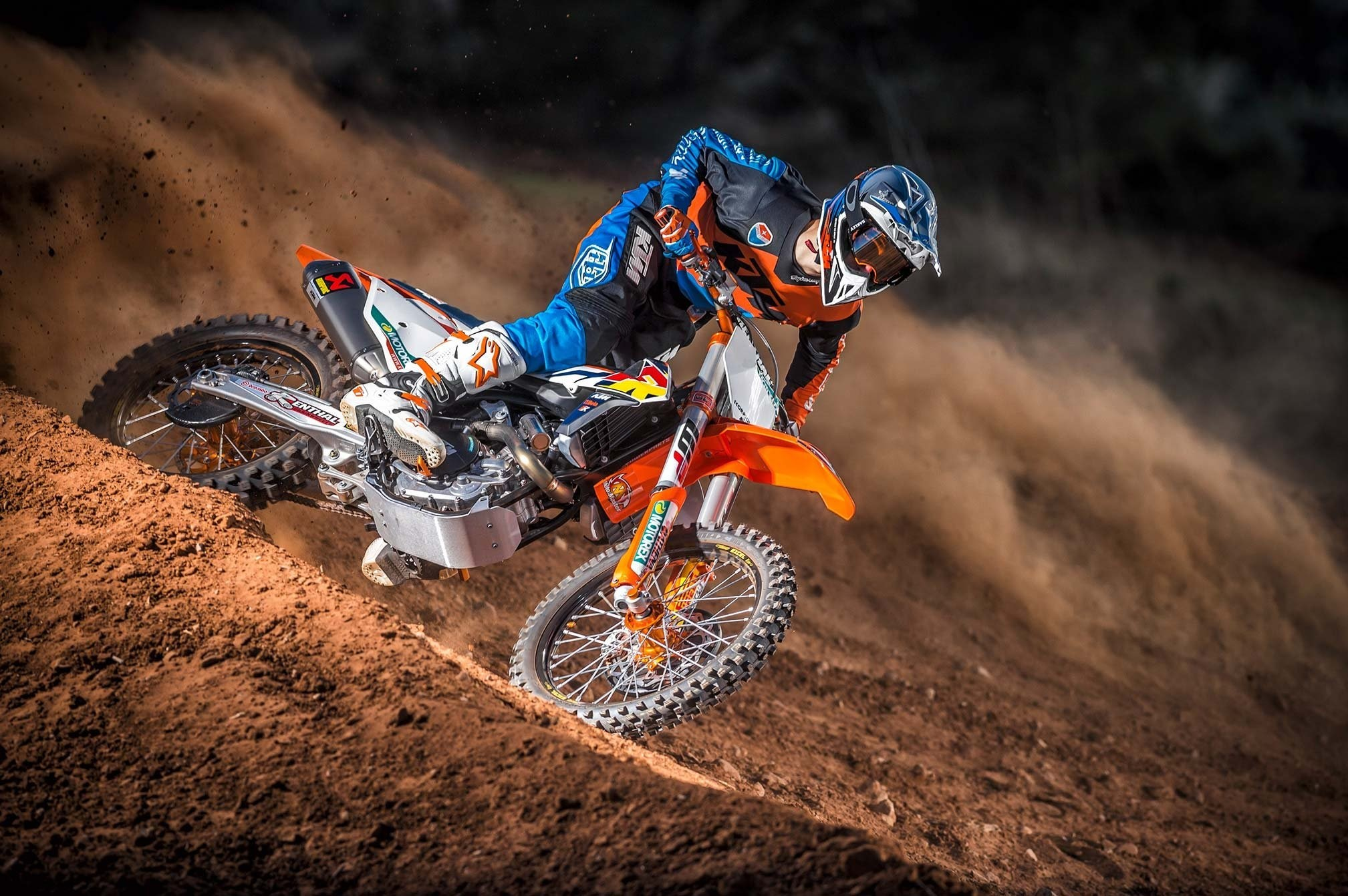 Wallpaper Motocross Ktm 78 Images