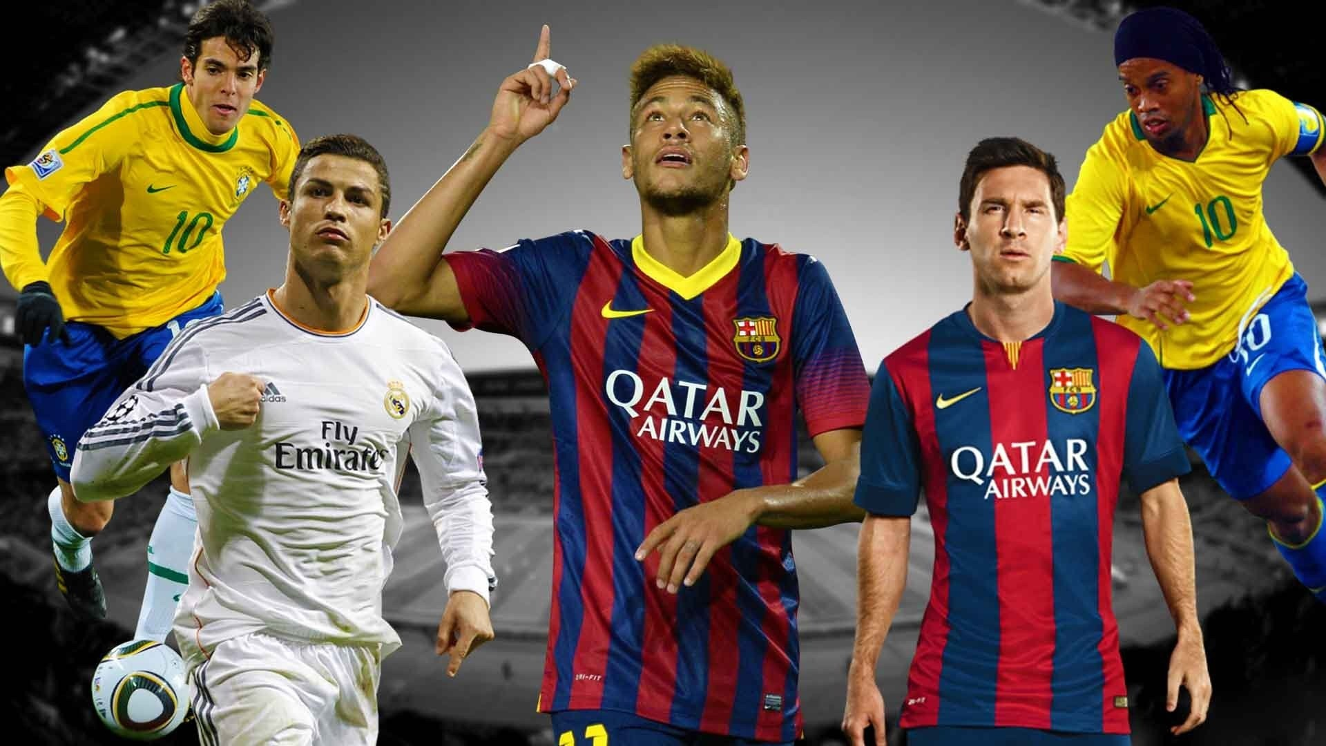 1920x1080 Messi And Ronaldo 2012 Wallpaper HD Free Wallpapers