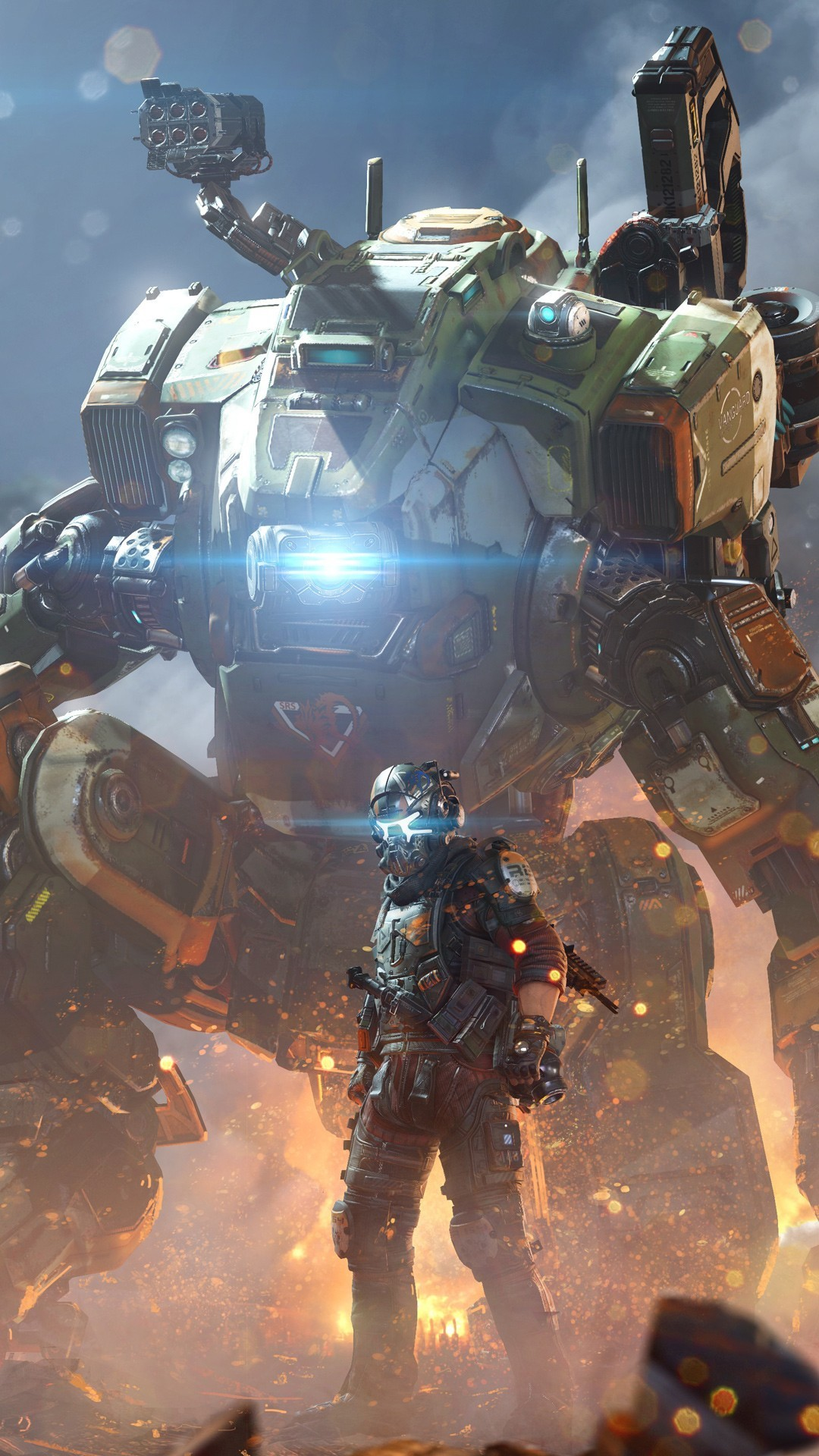 Titanfall Wallpapers 78 Images