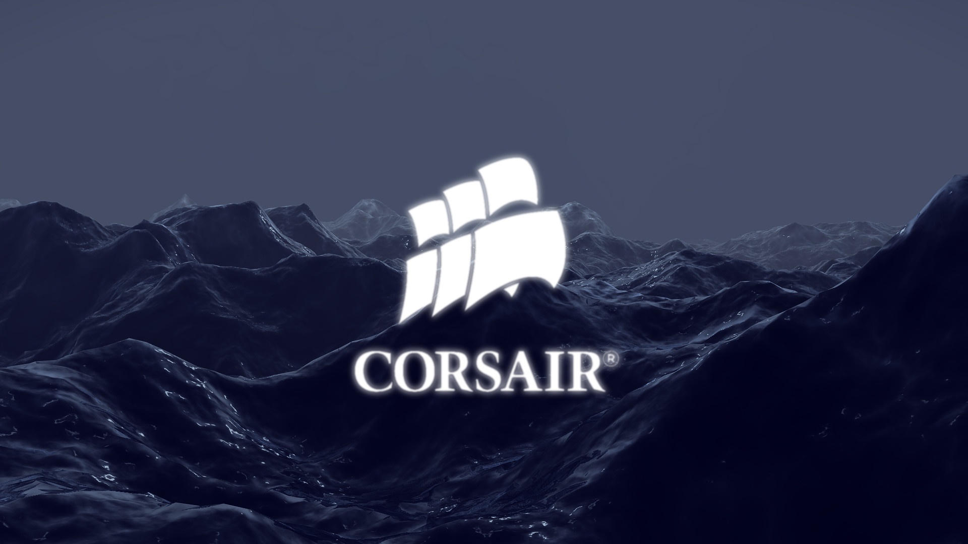 1920x1080 Corsair Sea Wallpaper by Tman5293