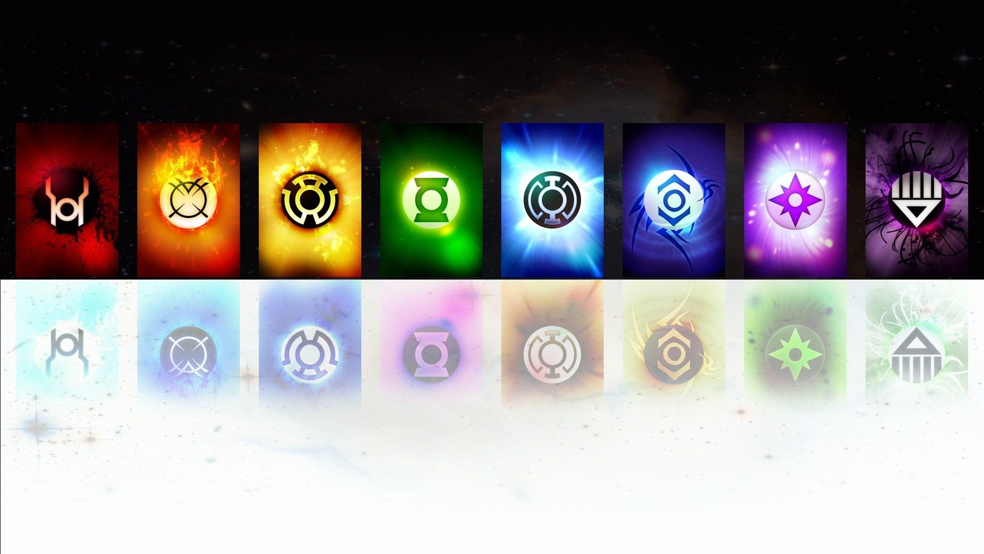 All lantern corps
