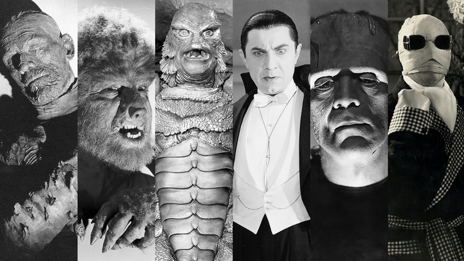 Universal Classic Monsters: Complete 30-Film Collection Blu-ray/DVD Reviews | Popzara Press