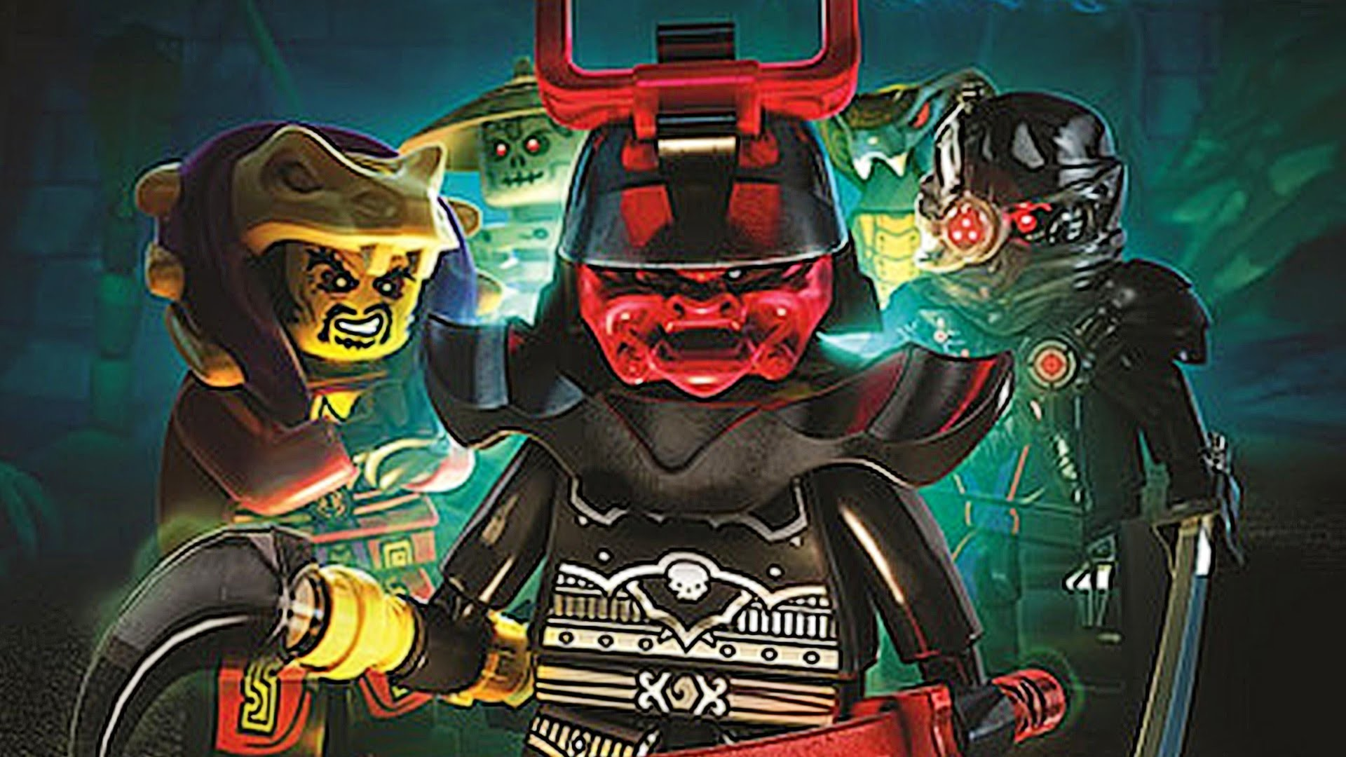 1920x1080 LEGO NINJAGO SHADOW OF RONIN ALL VILLIANS REVEALED! (ANALYSIS & BREAKDOWN)  Screenshot - YouTube