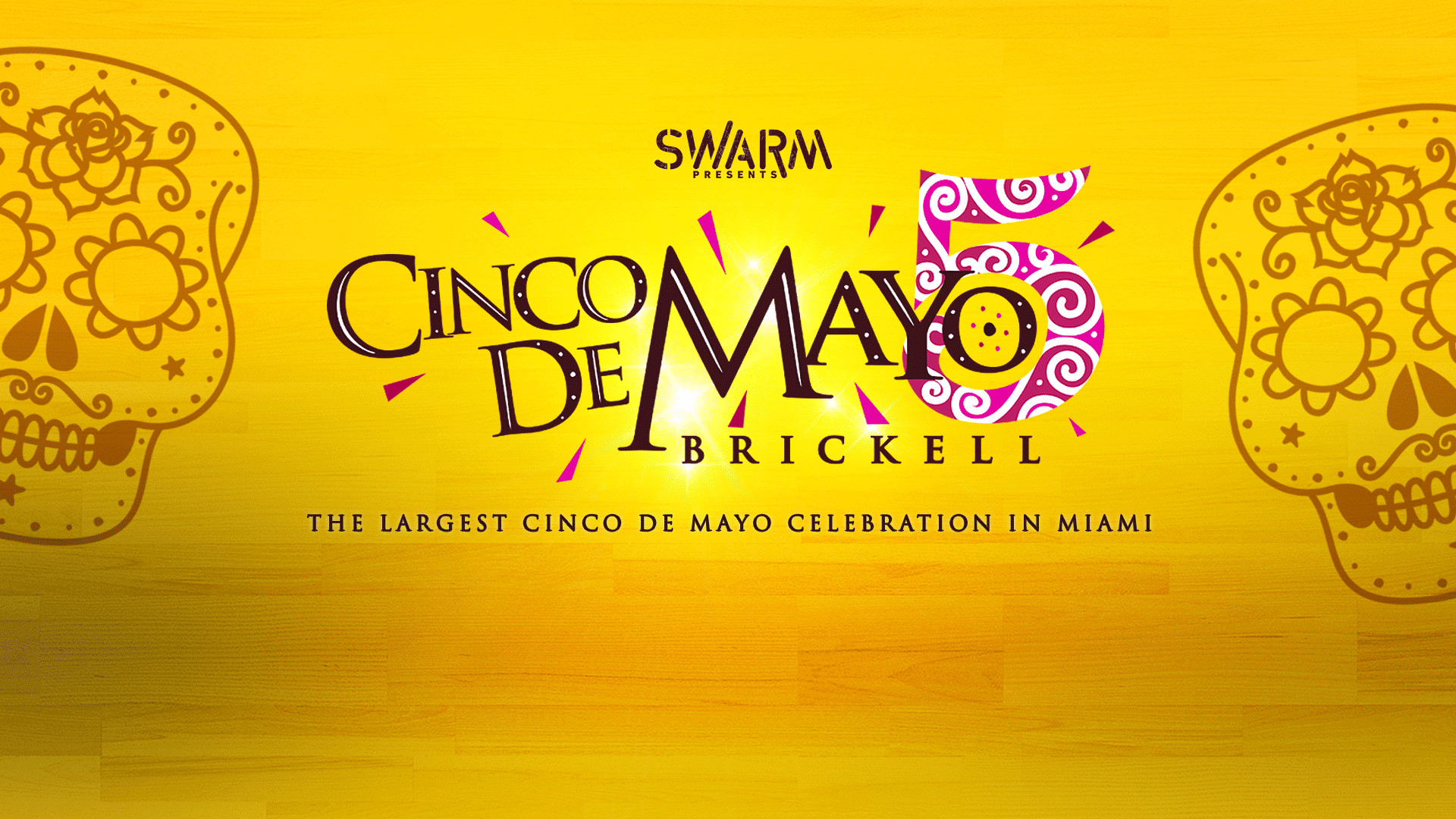 1920x1080 Cinco de Mayo Brickell: The Largest Cinco de Mayo Celebration South of the  Border