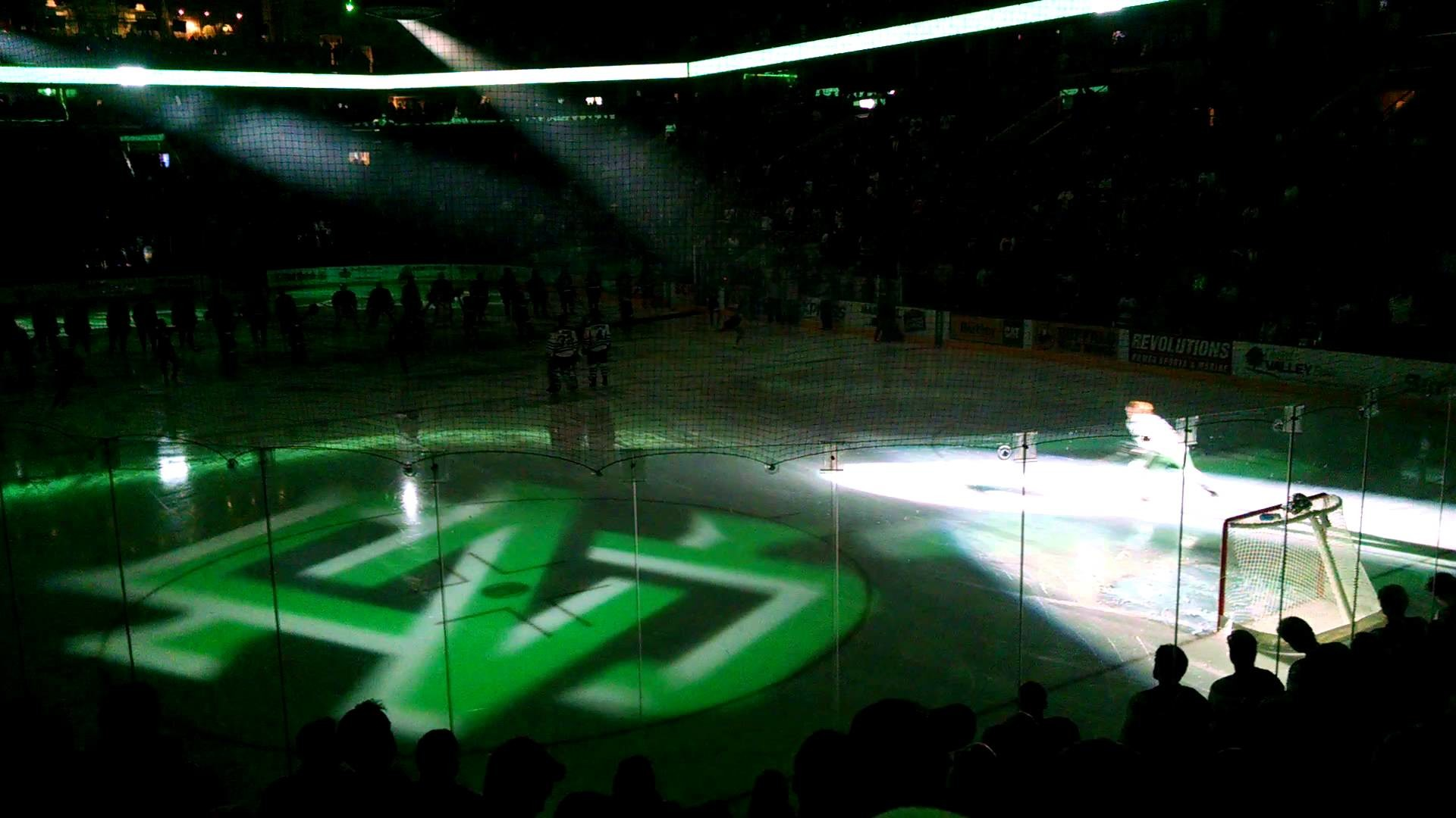 1920x1080 UND Fighting Sioux Introduction 01/02/2016