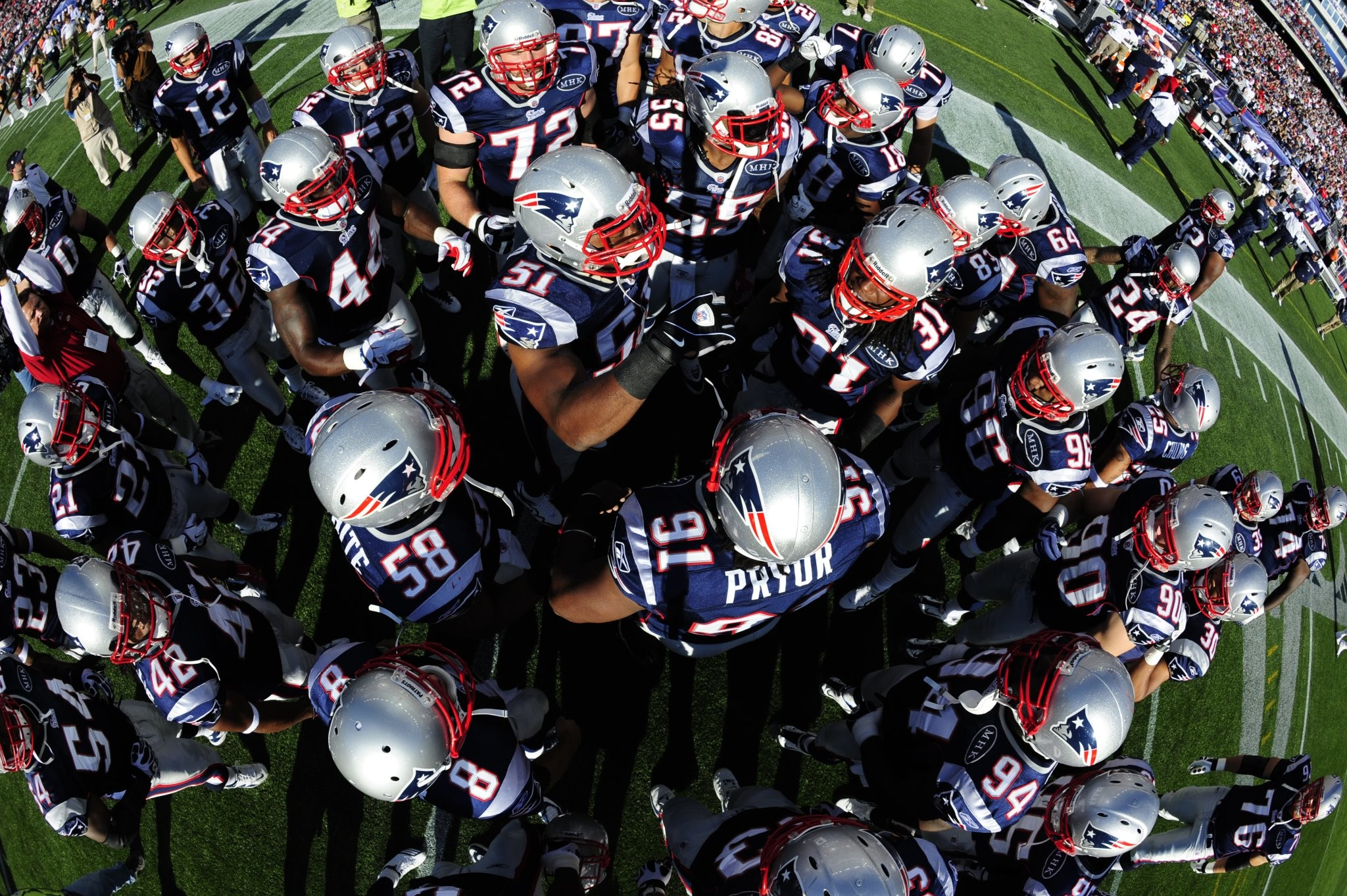 2048x1362 New England Patriots 2011