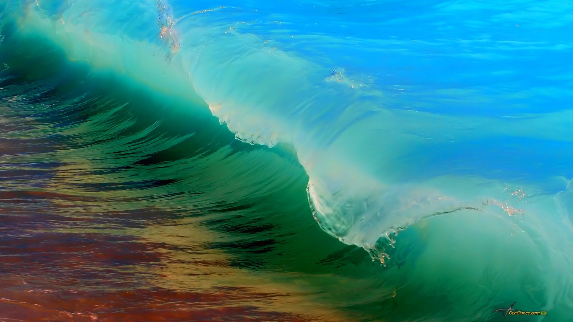 Beach Wave Wallpaper 67 Images