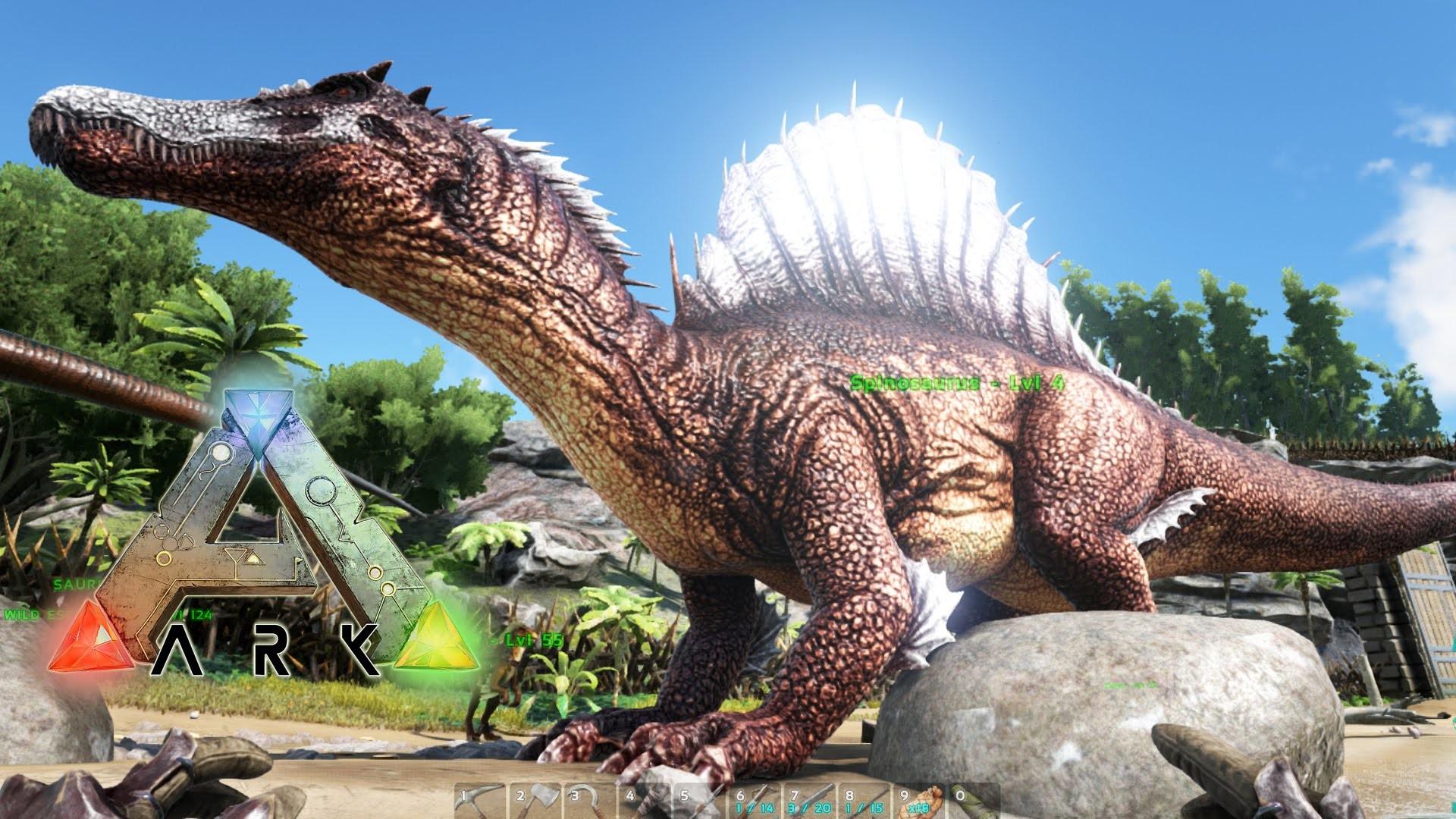 Spinosaurus Wallpaper HD (76+ images)
