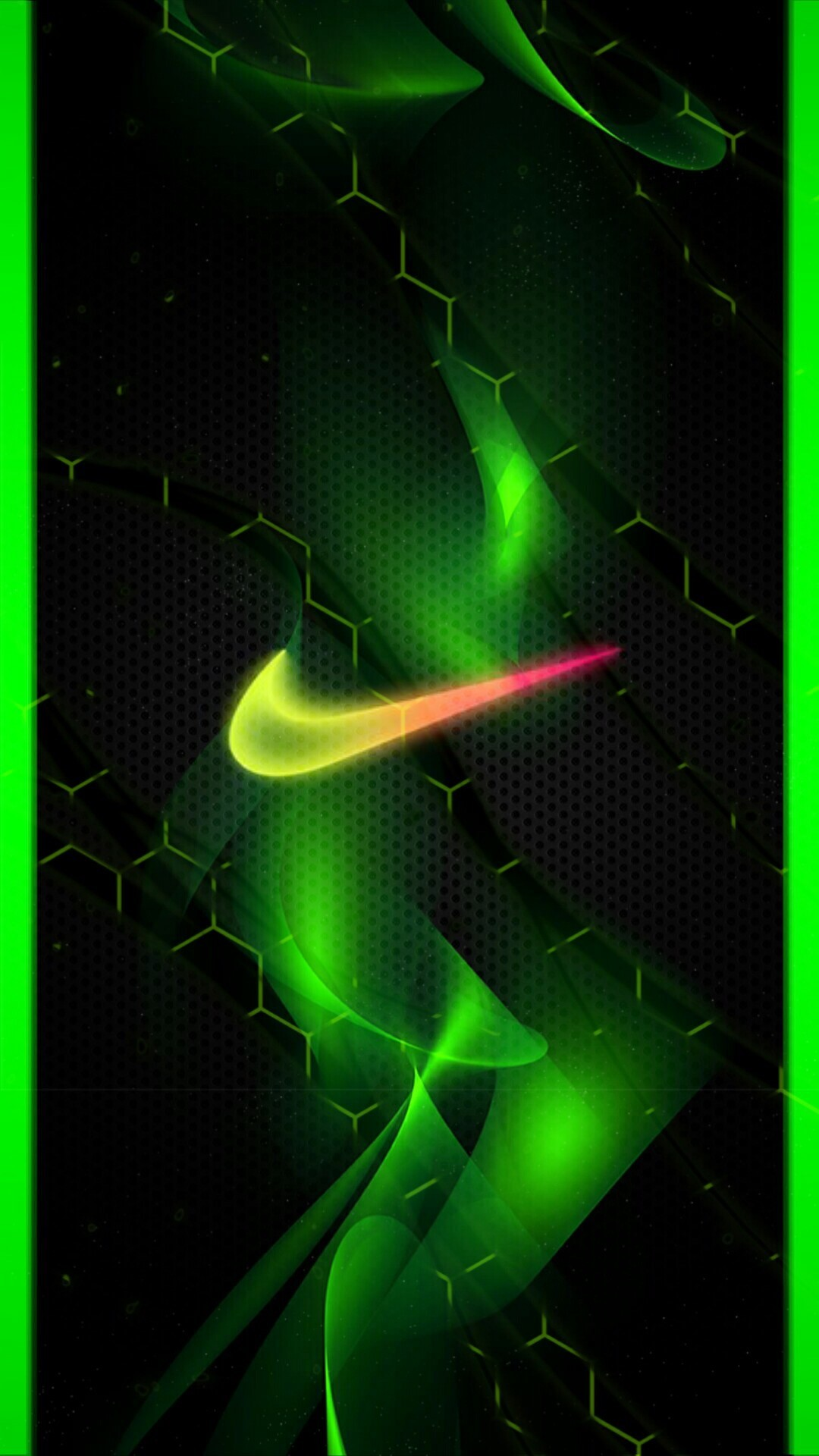Green Nike Wallpaper 60 Images