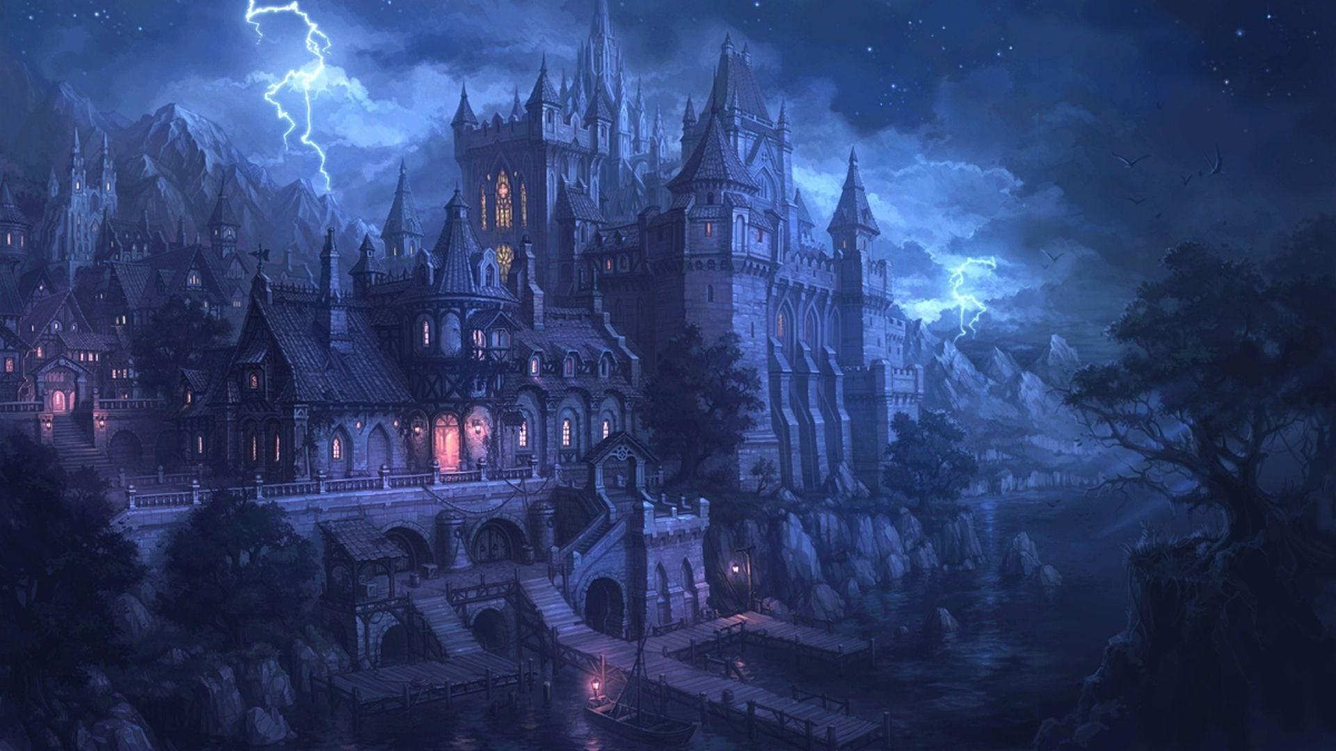 Gothic Desktop Backgrounds 53 Images