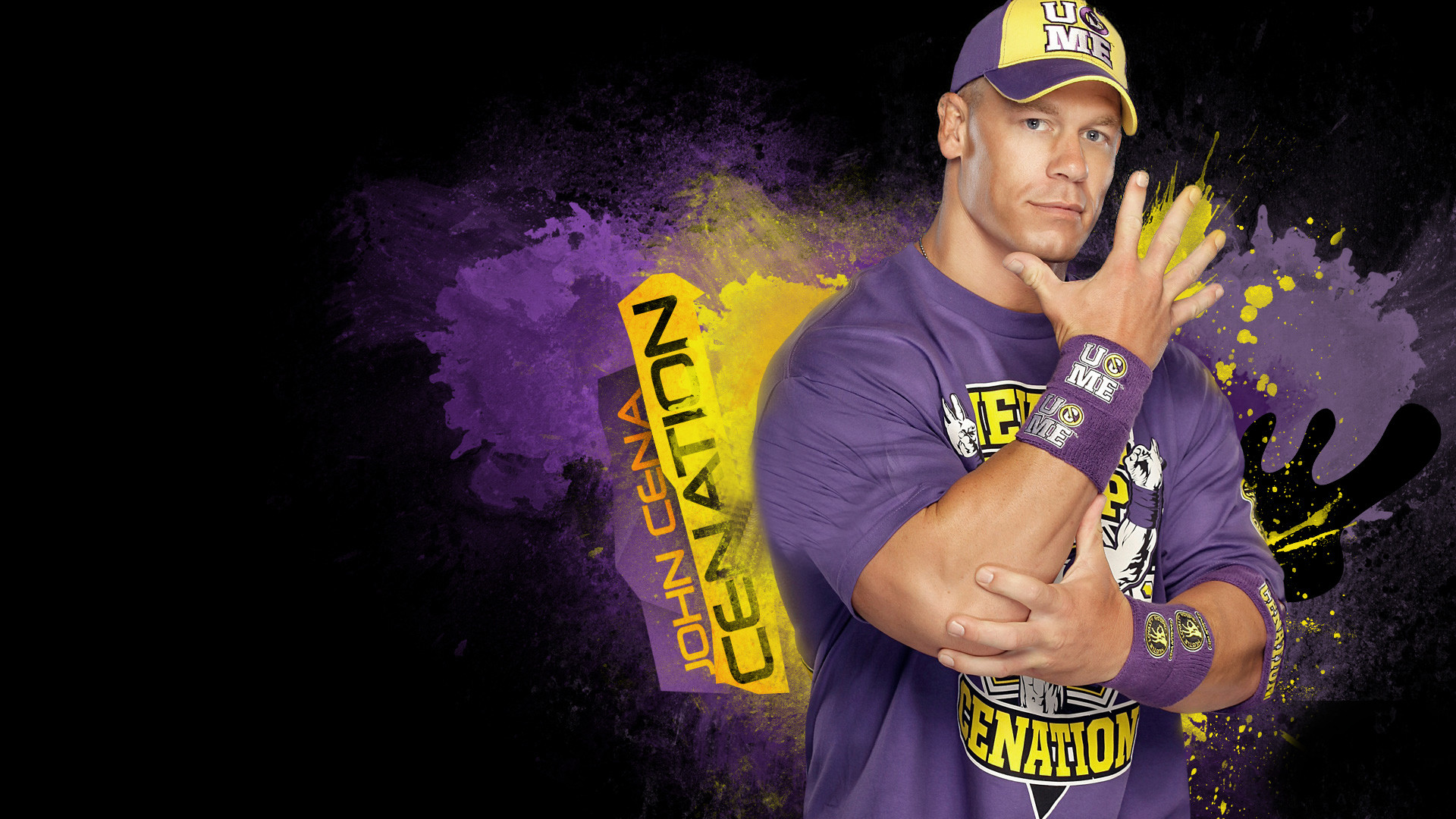 1920x1080 High Resolution John Cena Wallpaper Wallpaper