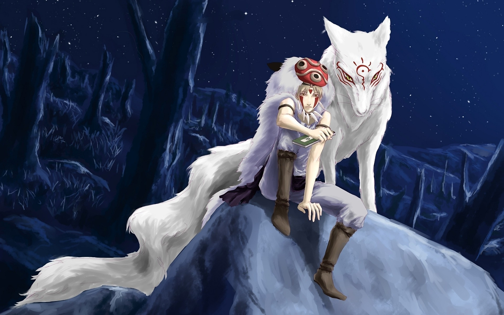 Princess Mononoke Wallpaper Hd 69 Images