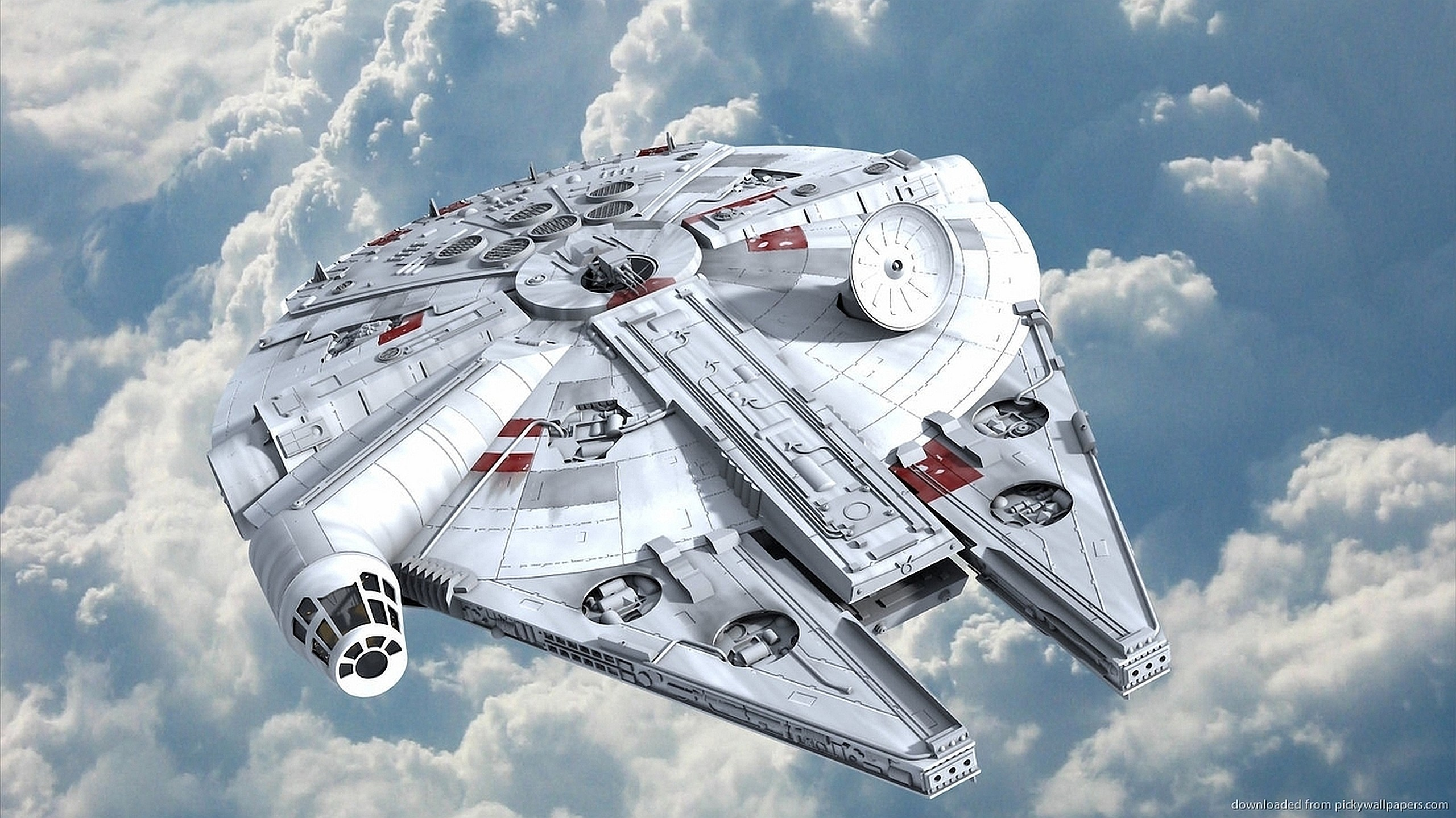 millennium falcon hd wallpaper 66 images. Black Bedroom Furniture Sets. Home Design Ideas