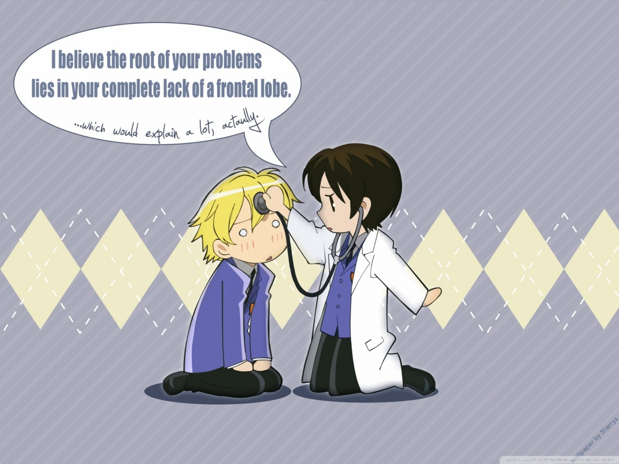 Ouran High School Host Club HD Wallpapers (58+ Images