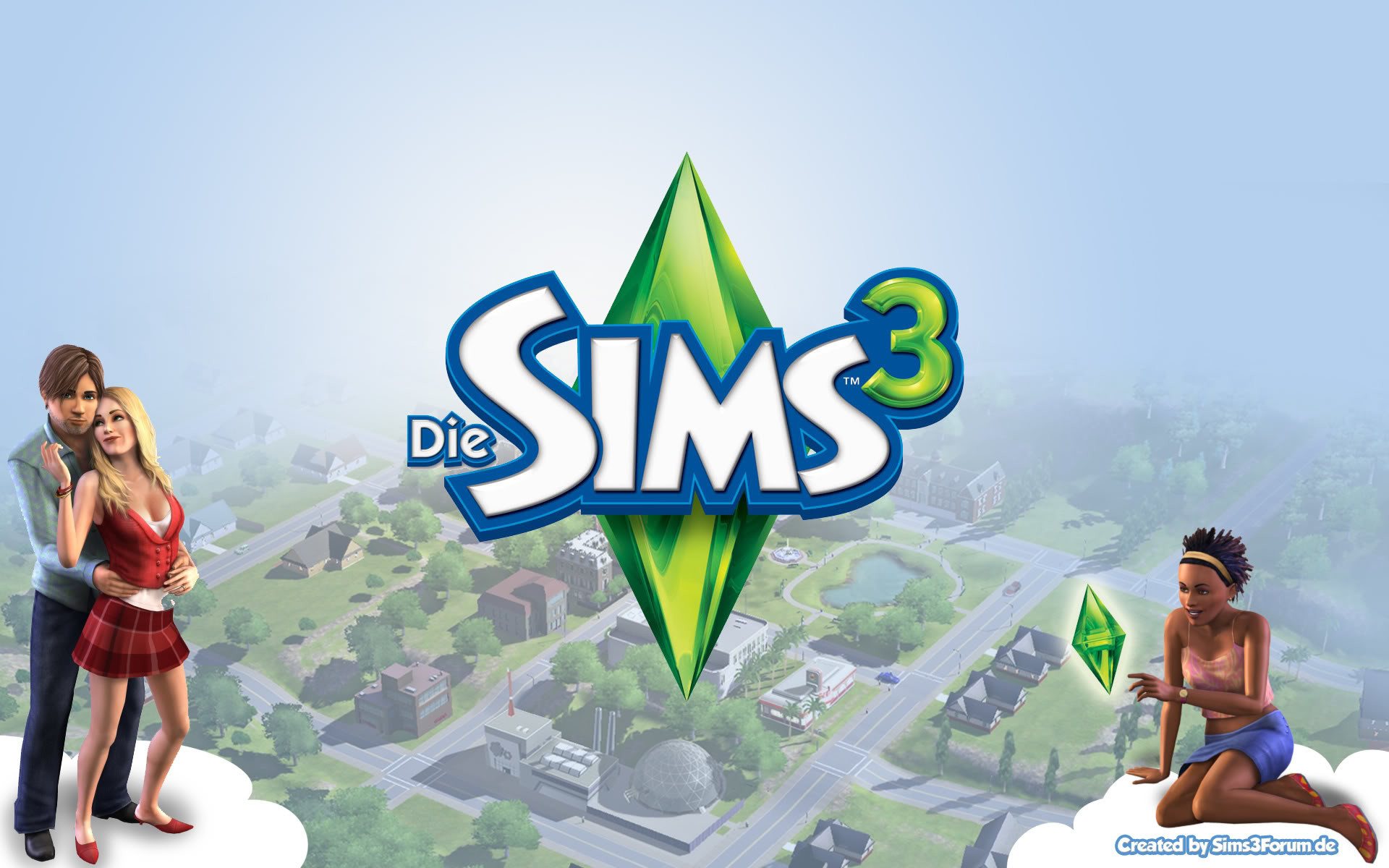 The Sims 3 Wallpaper 70 Images