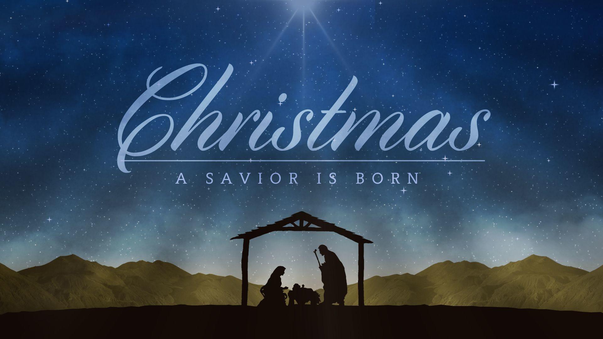 1920x1080 Christmas Nativity Background Images 14