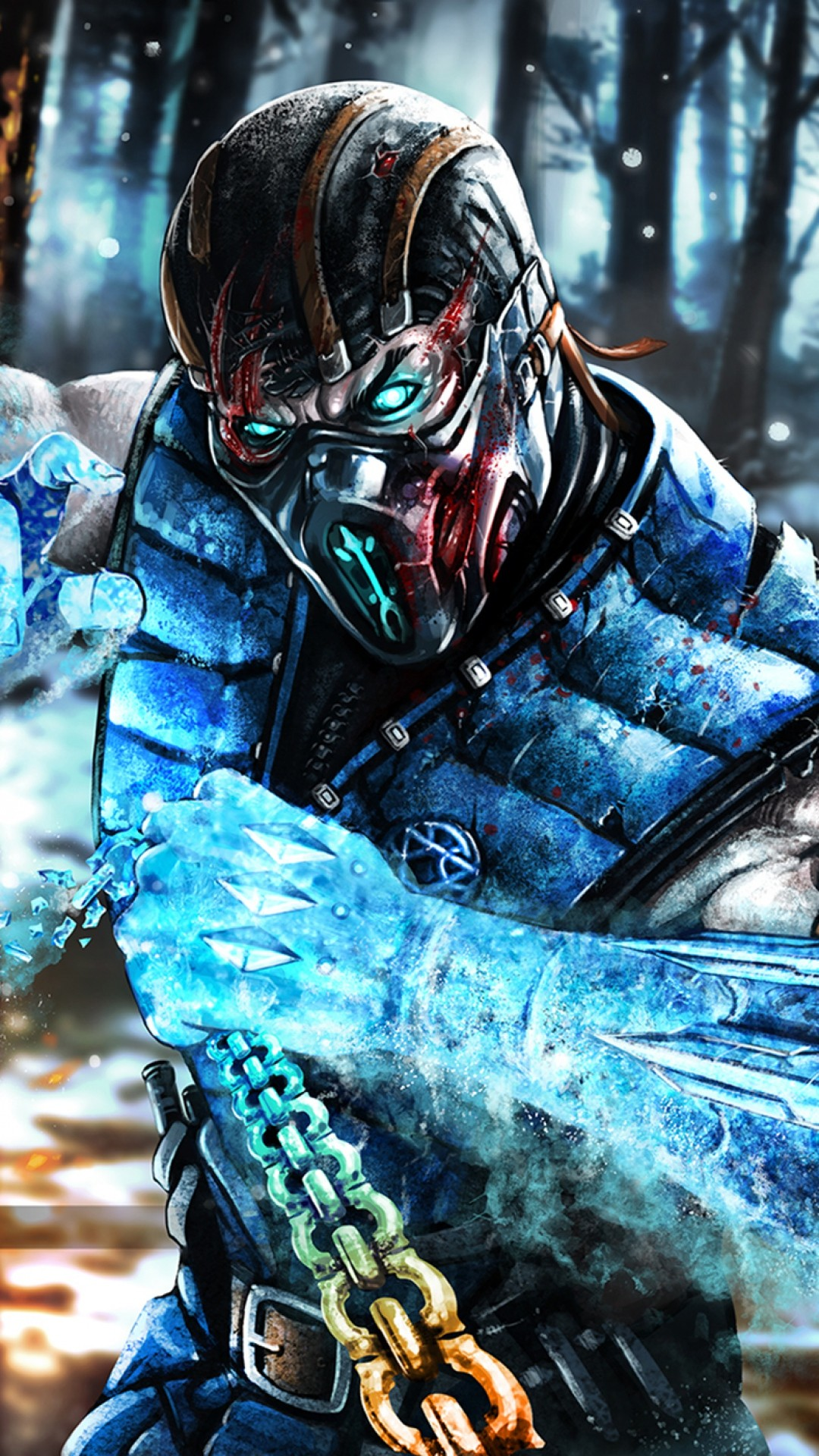 Mortal Kombat X iPhone Wallpaper (70+ images) - photo#7