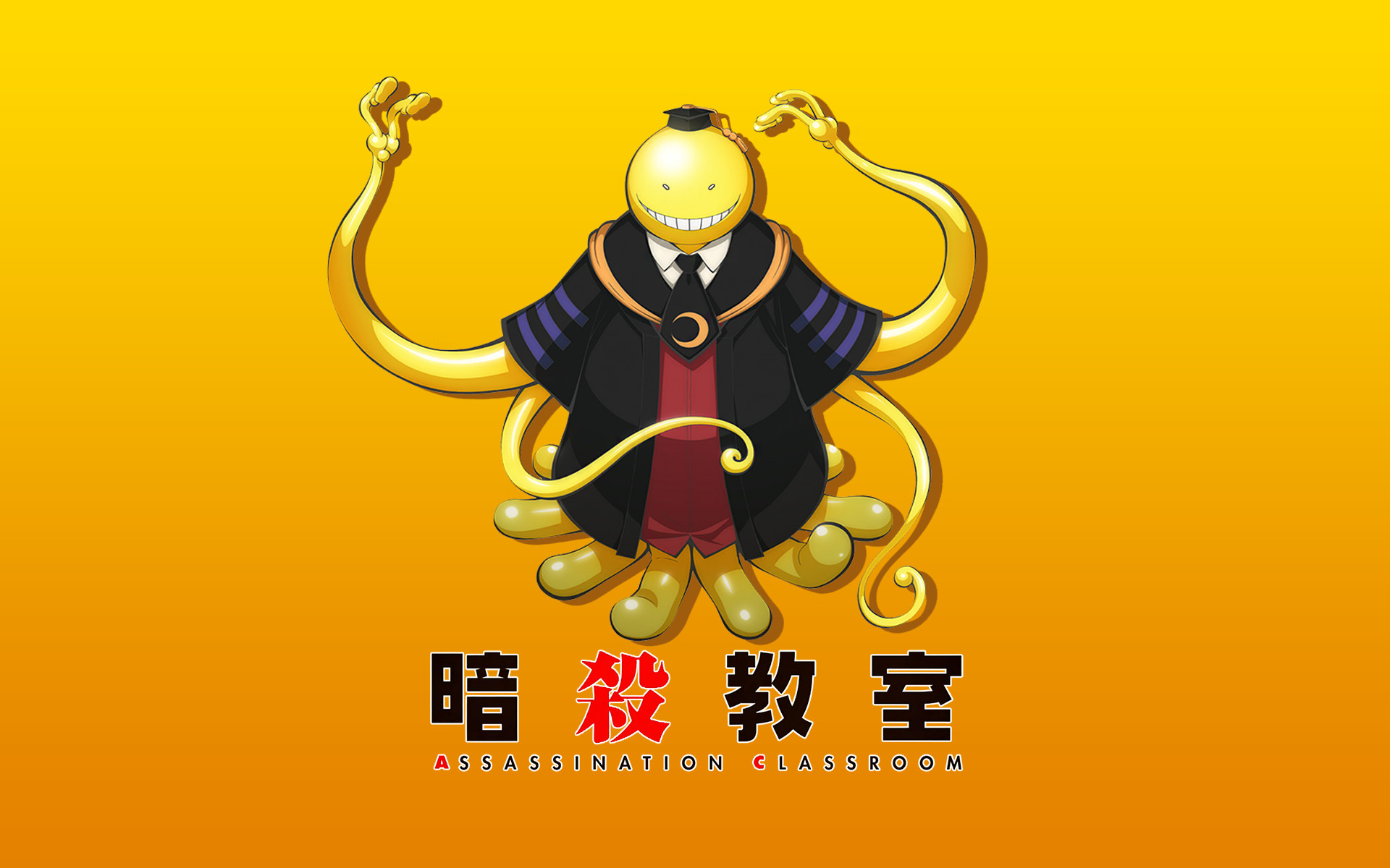 1920x1200 83 Assassination Classroom HD Wallpapers | Backgrounds - Wallpaper .