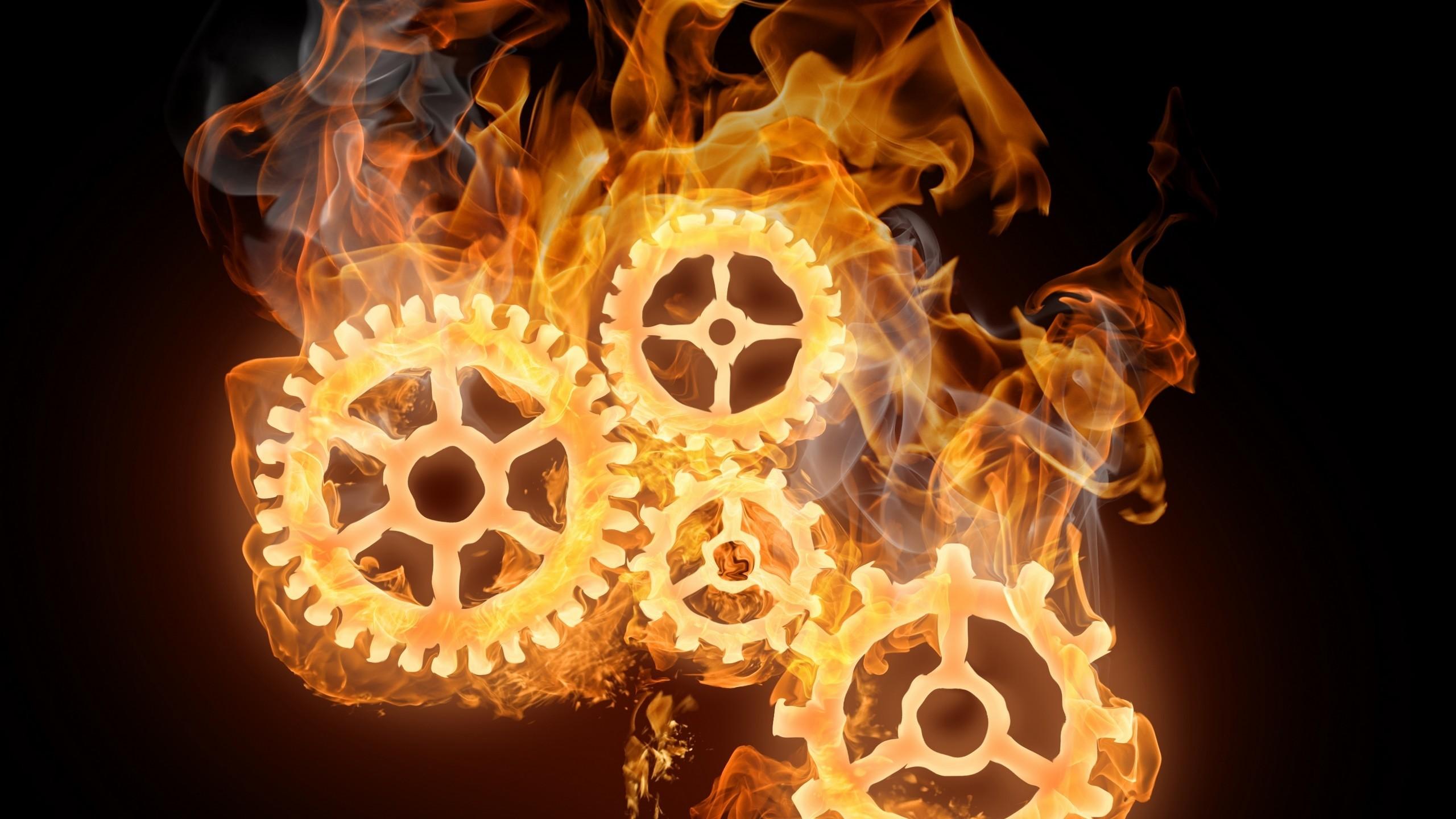 3D Fire Wallpaper (57+ images)